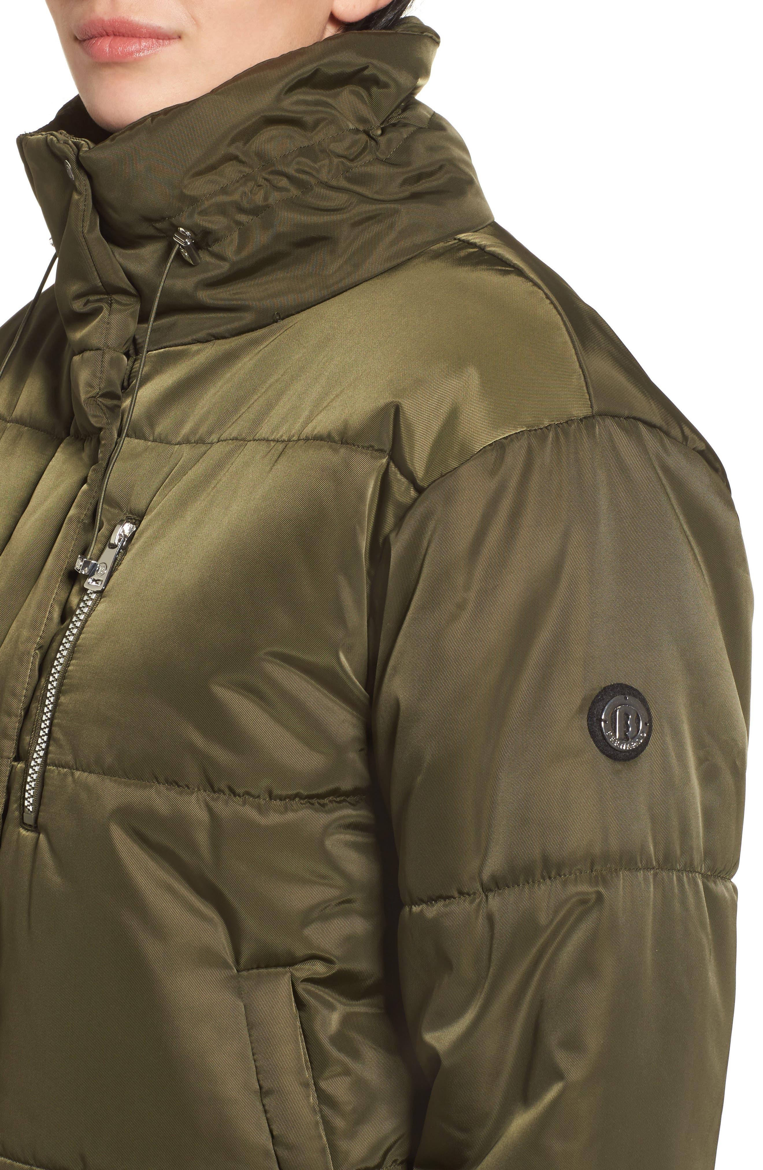 Alternate Image 4  - Bernardo Oversize Puffer Jacket