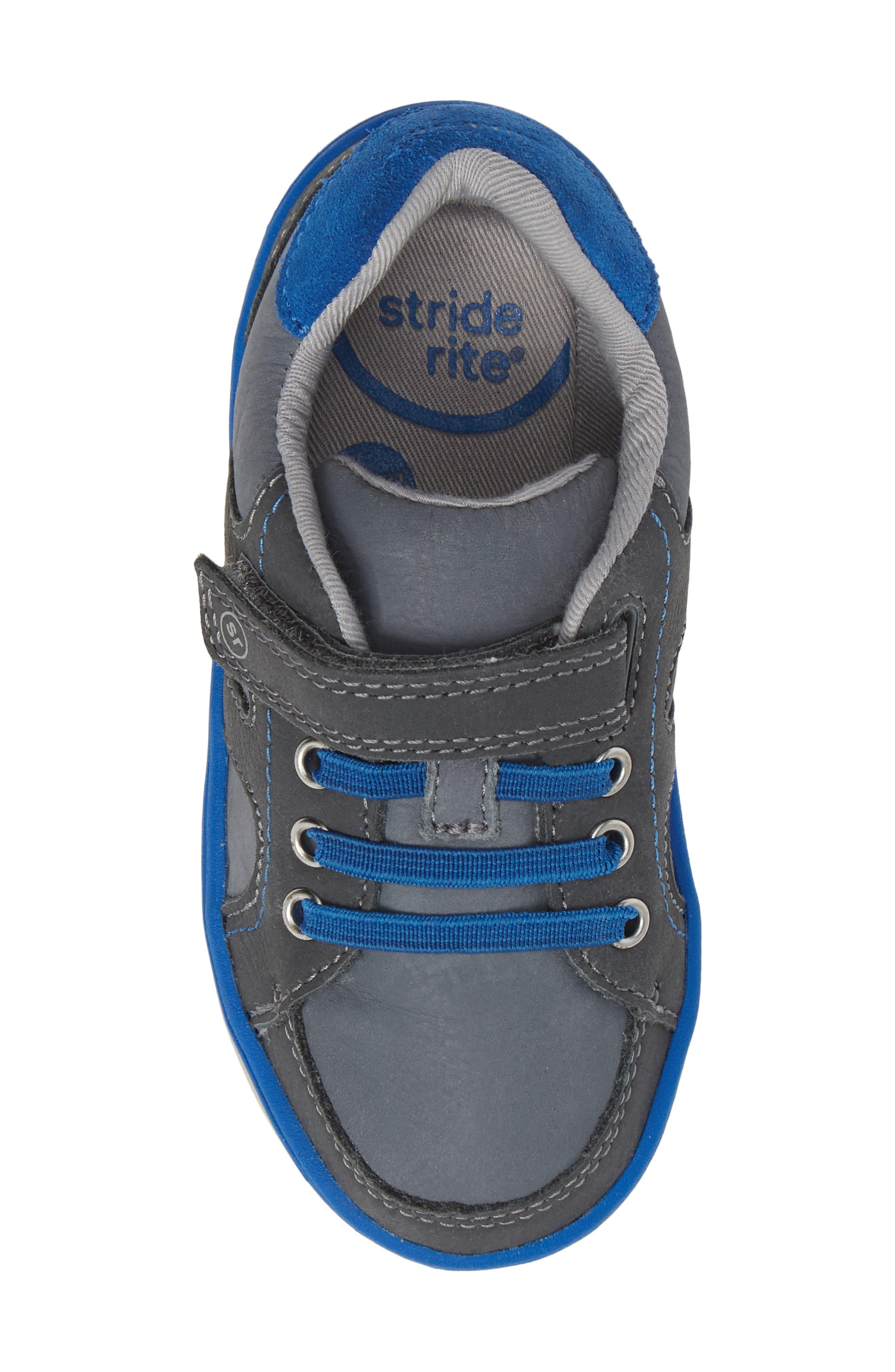 Alternate Image 5  - Stride Rite SRT Noe Sneaker (Baby, Walker, Toddler & Little Kid)