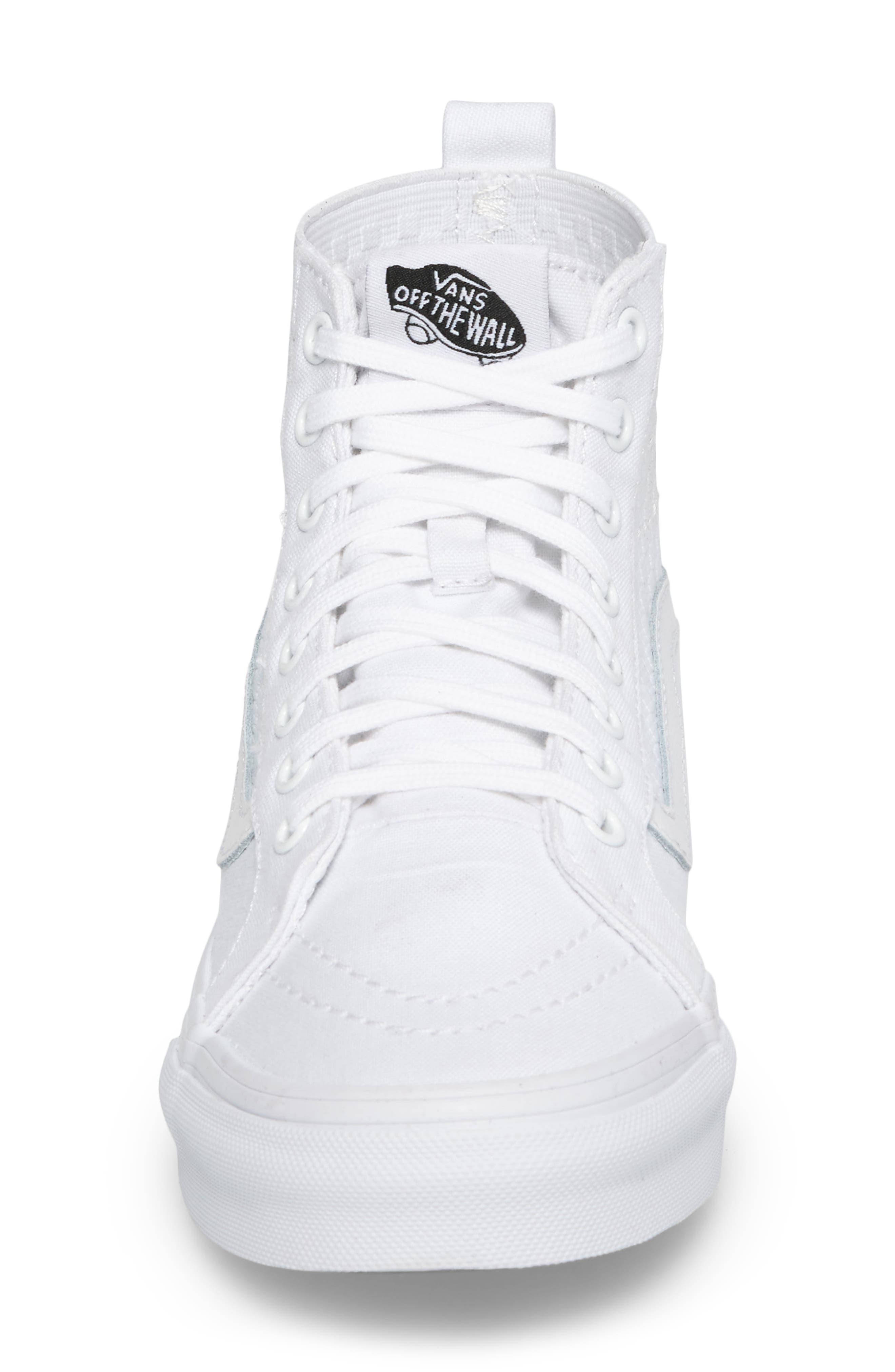 Alternate Image 4  - Vans SK8-HI Slim Gore Sneaker (Women)