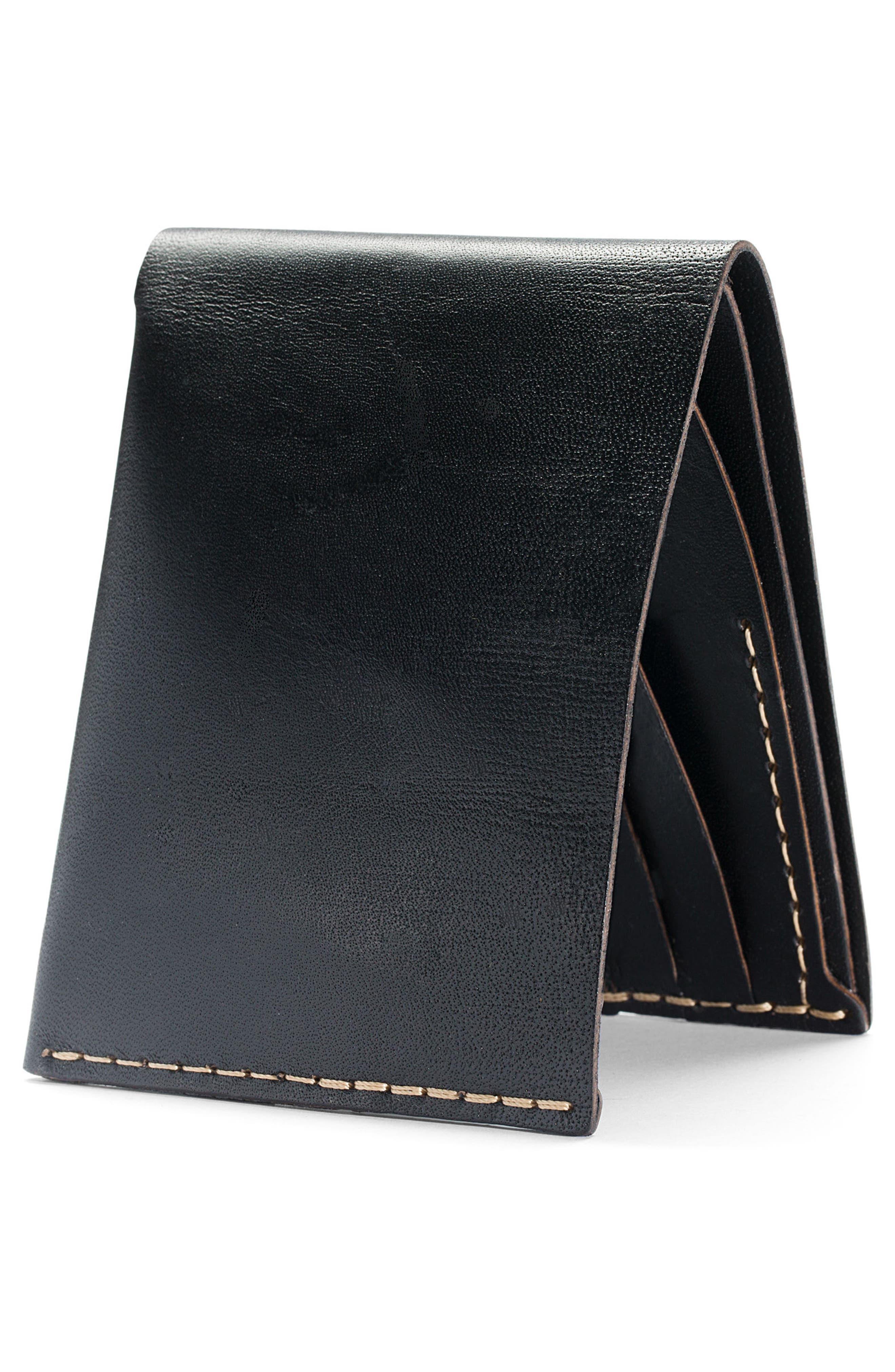 Alternate Image 2  - Ezra Arthur No. 8 Leather Wallet