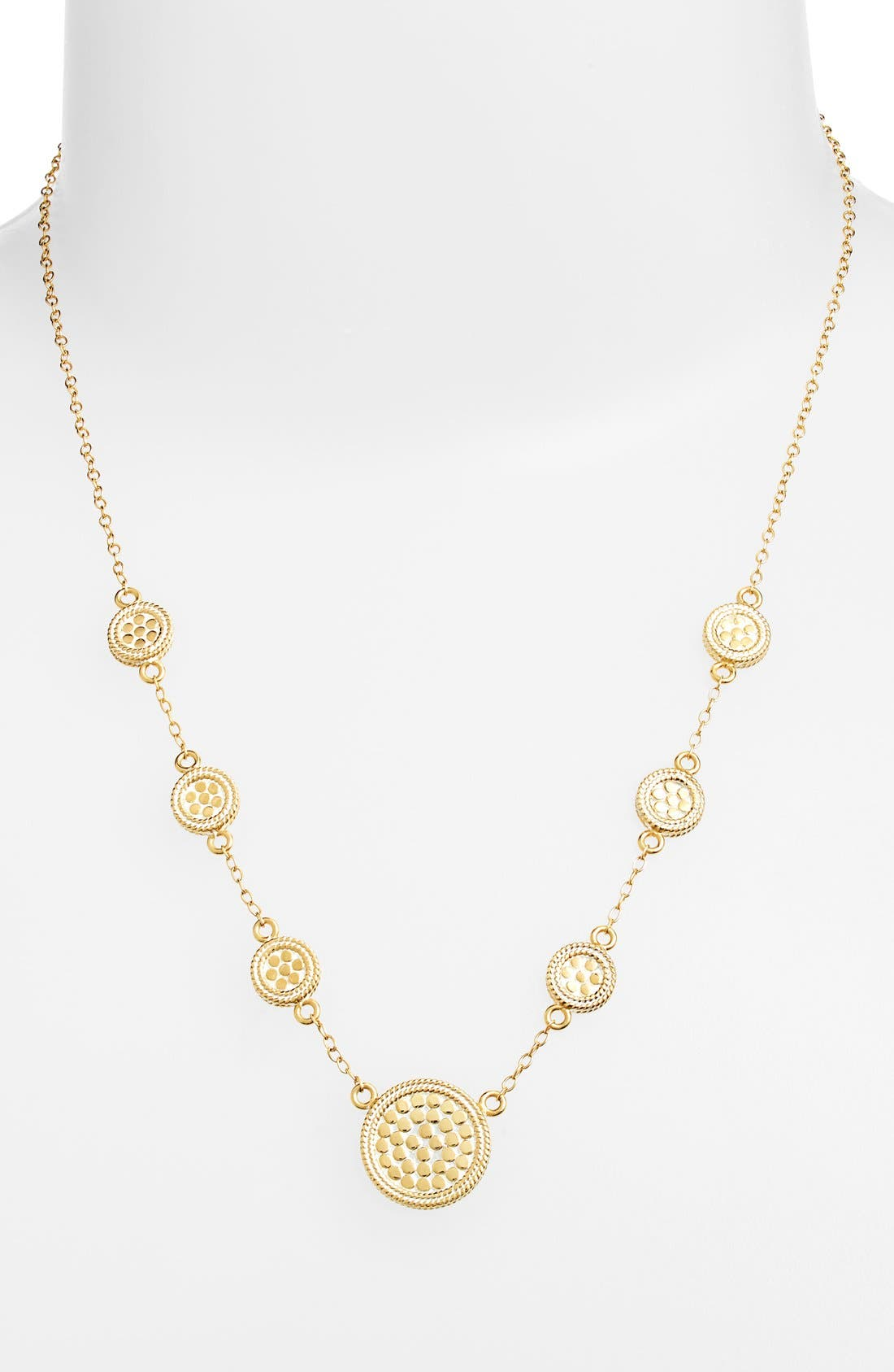 Alternate Image 2  - Anna Beck 'Gili' Frontal Necklace