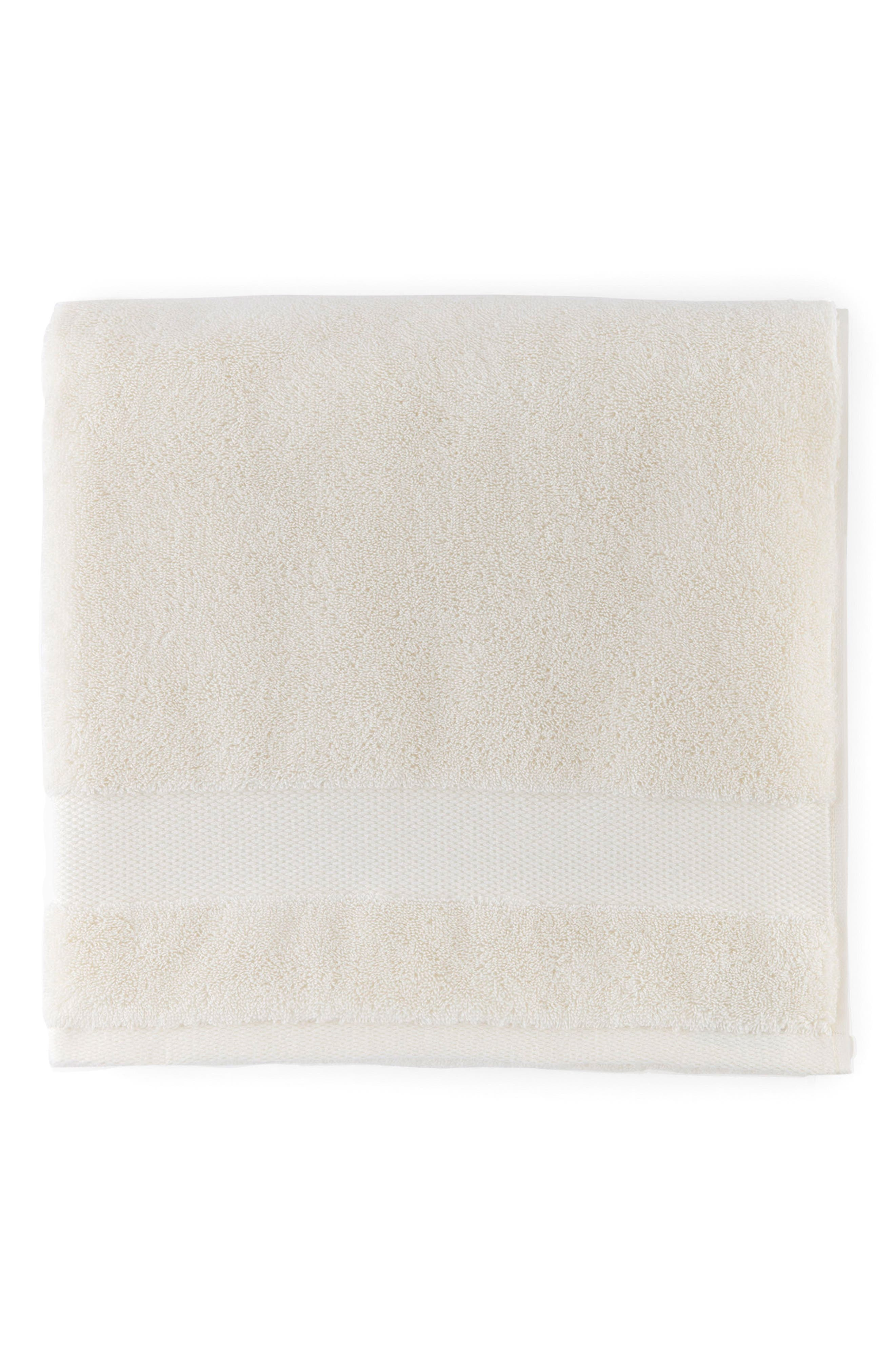 Bello Tip Towel,                         Main,                         color, Ivory