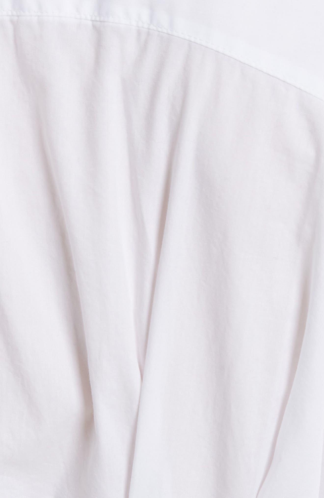 Abbey Tunic,                             Alternate thumbnail 5, color,                             White
