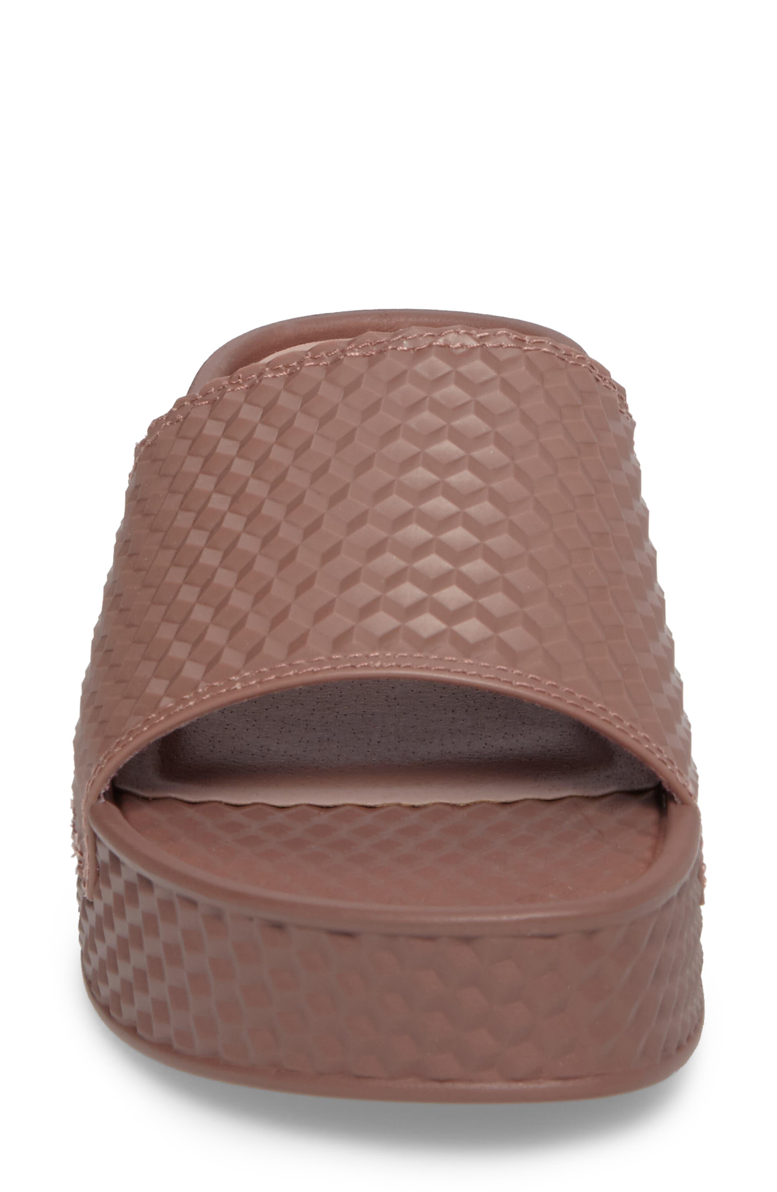 Alternate Image 4  - Steve Madden Sharpie Slide Sandal (Women)