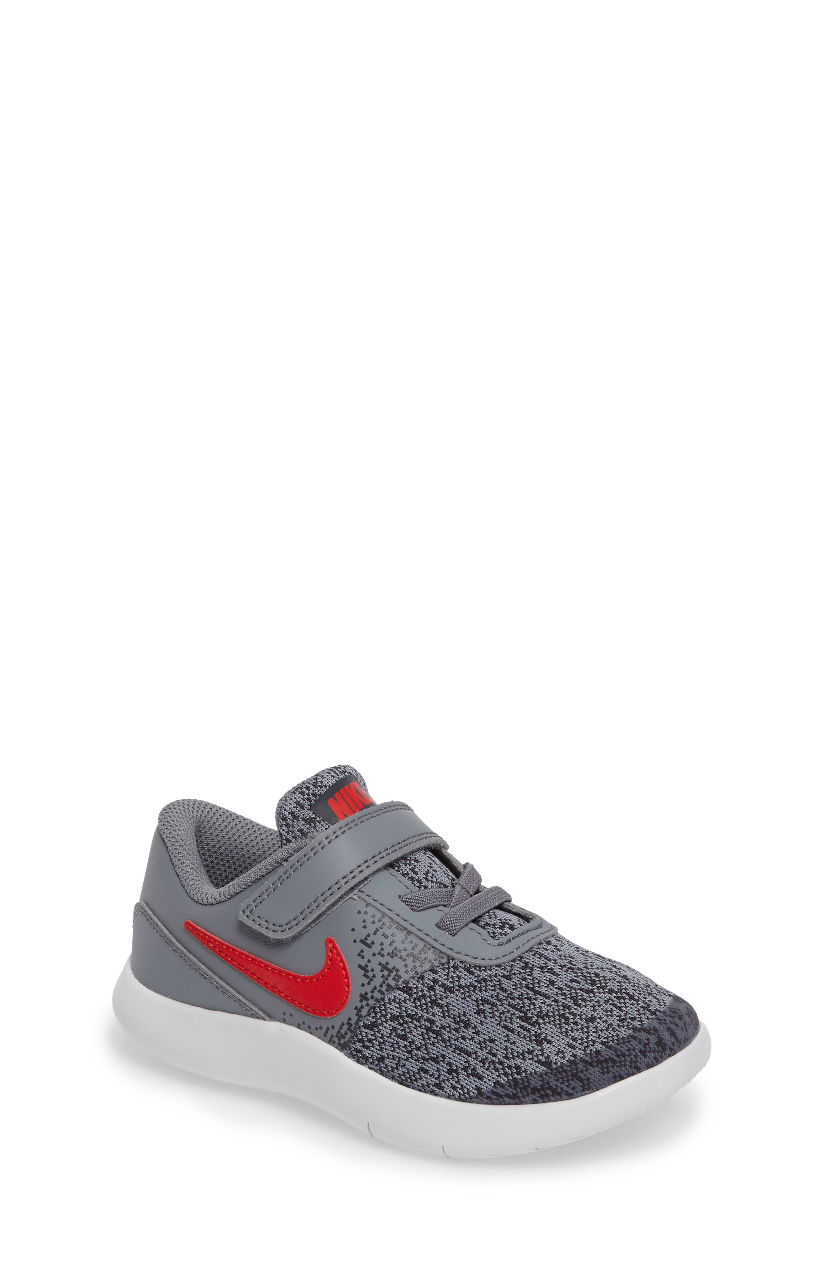 Nike Flex Contact Running Shoe (Toddler & Little Kid)