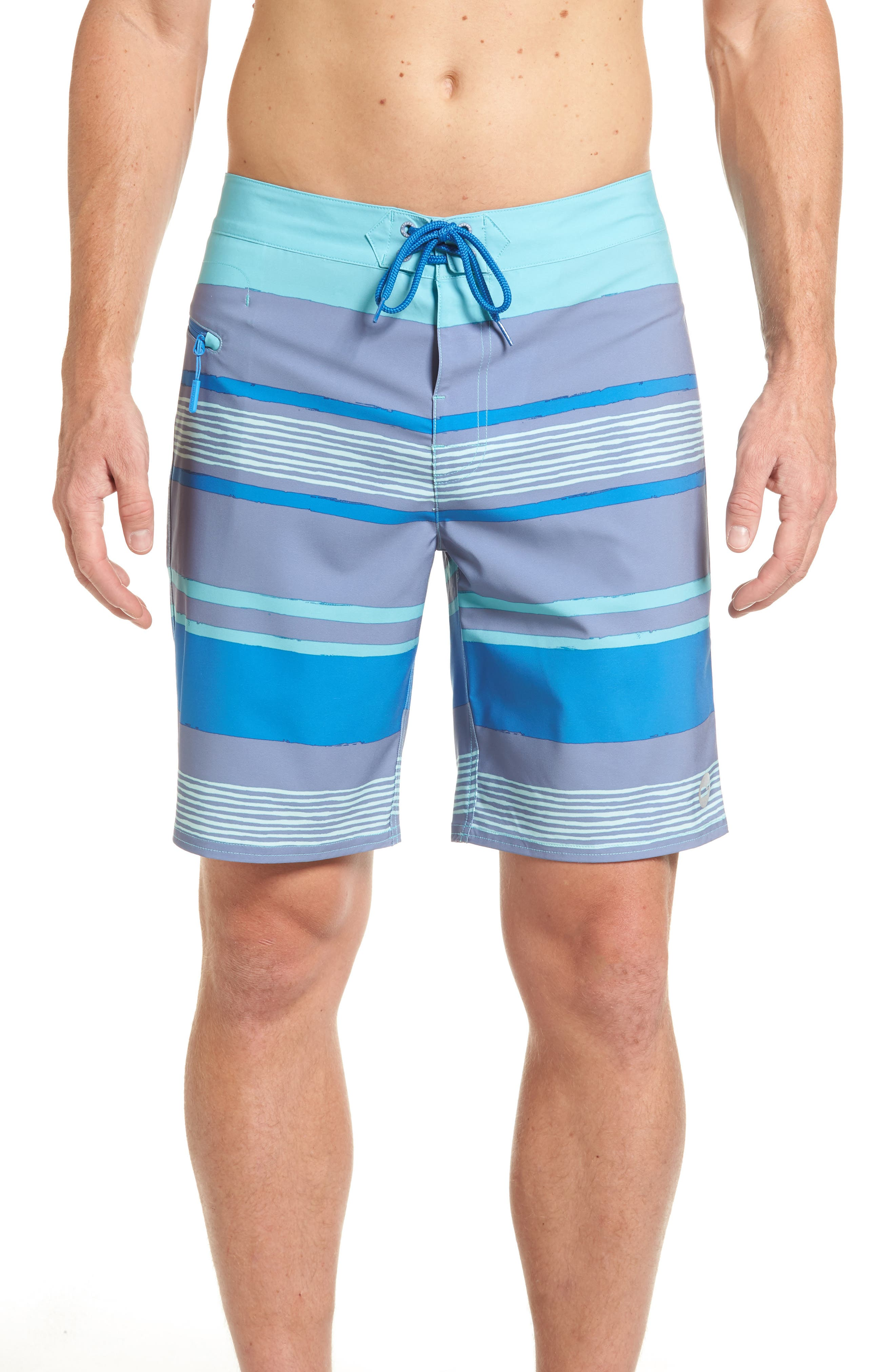 VINEYARD VINES Surfer Stripe Board Shorts
