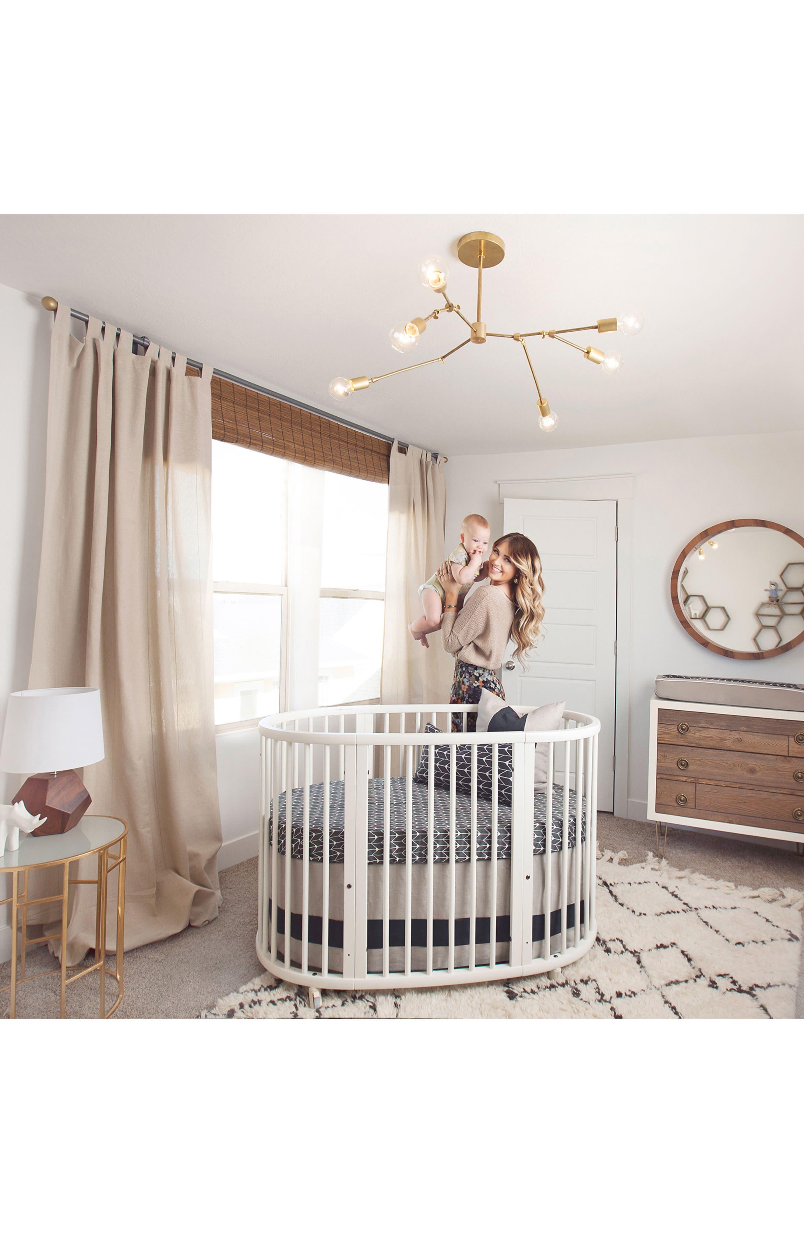 Alternate Image 7  - Oilo 300 Thread Count Crib Sheet for Stokke Sleepi Crib