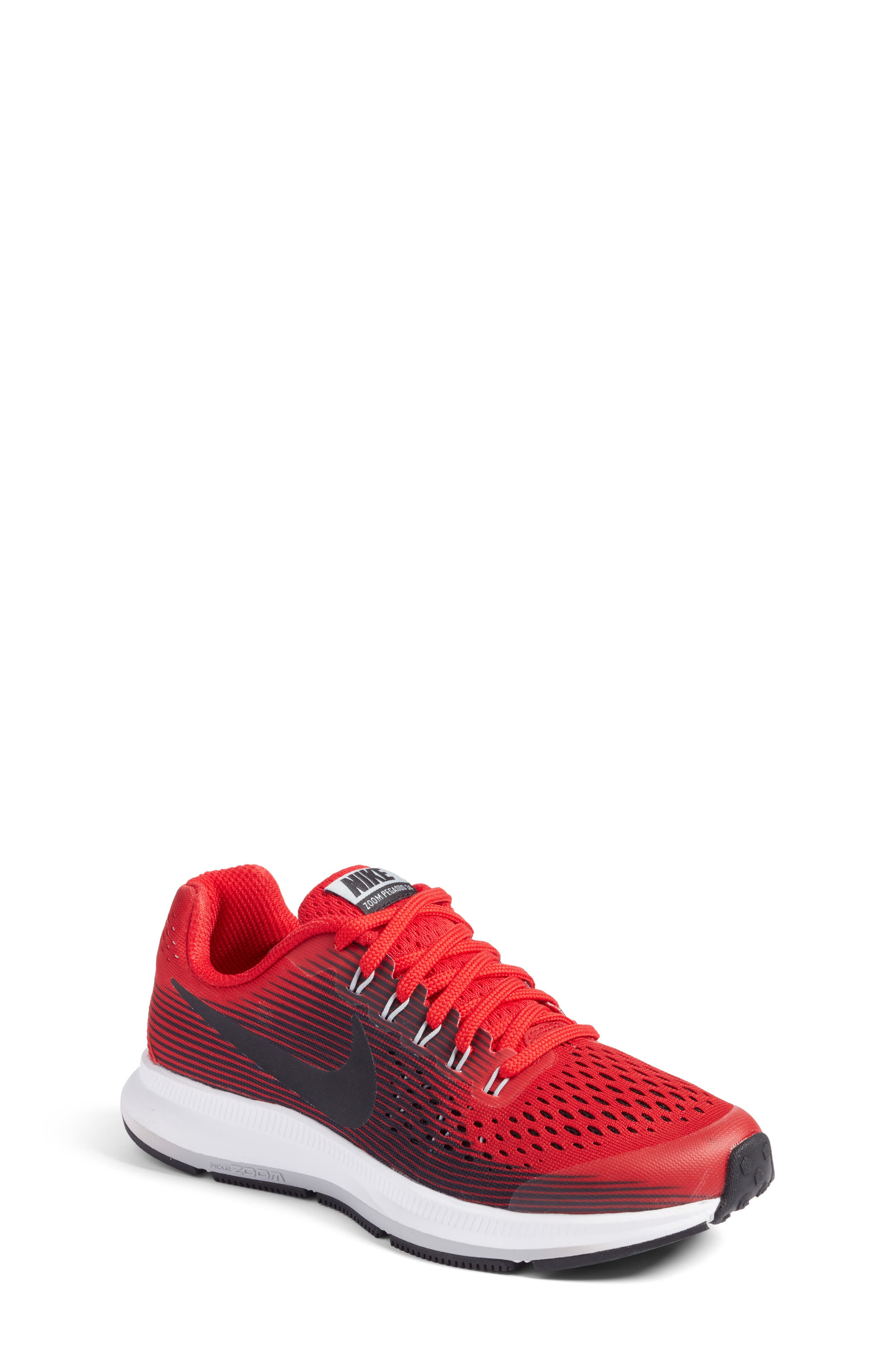 Nike Zoom Pegasus 34 Sneaker (Little Kid & Big Kid)