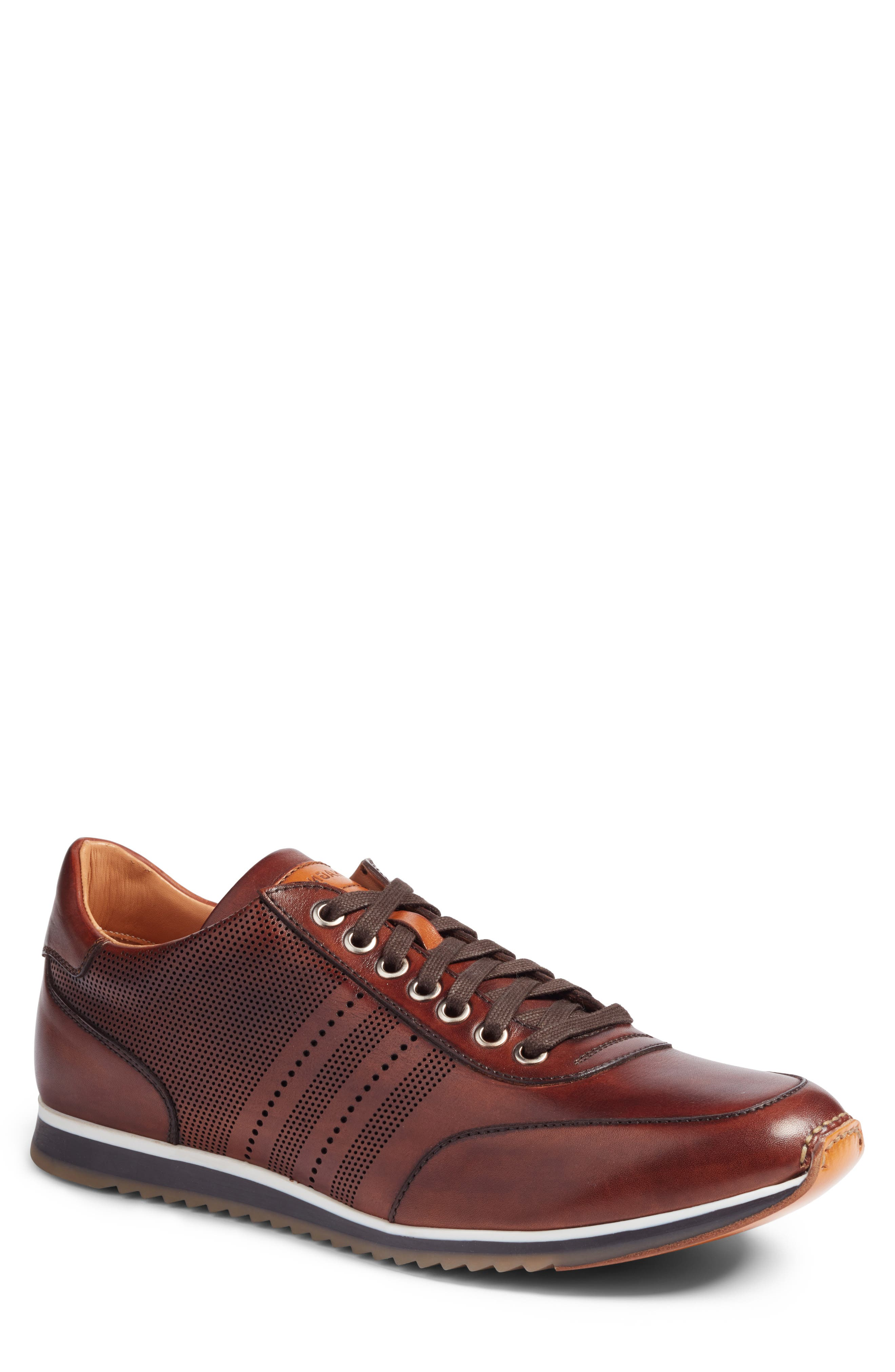Alternate Image 1 Selected - Magnanni Merino Sneaker (Men)
