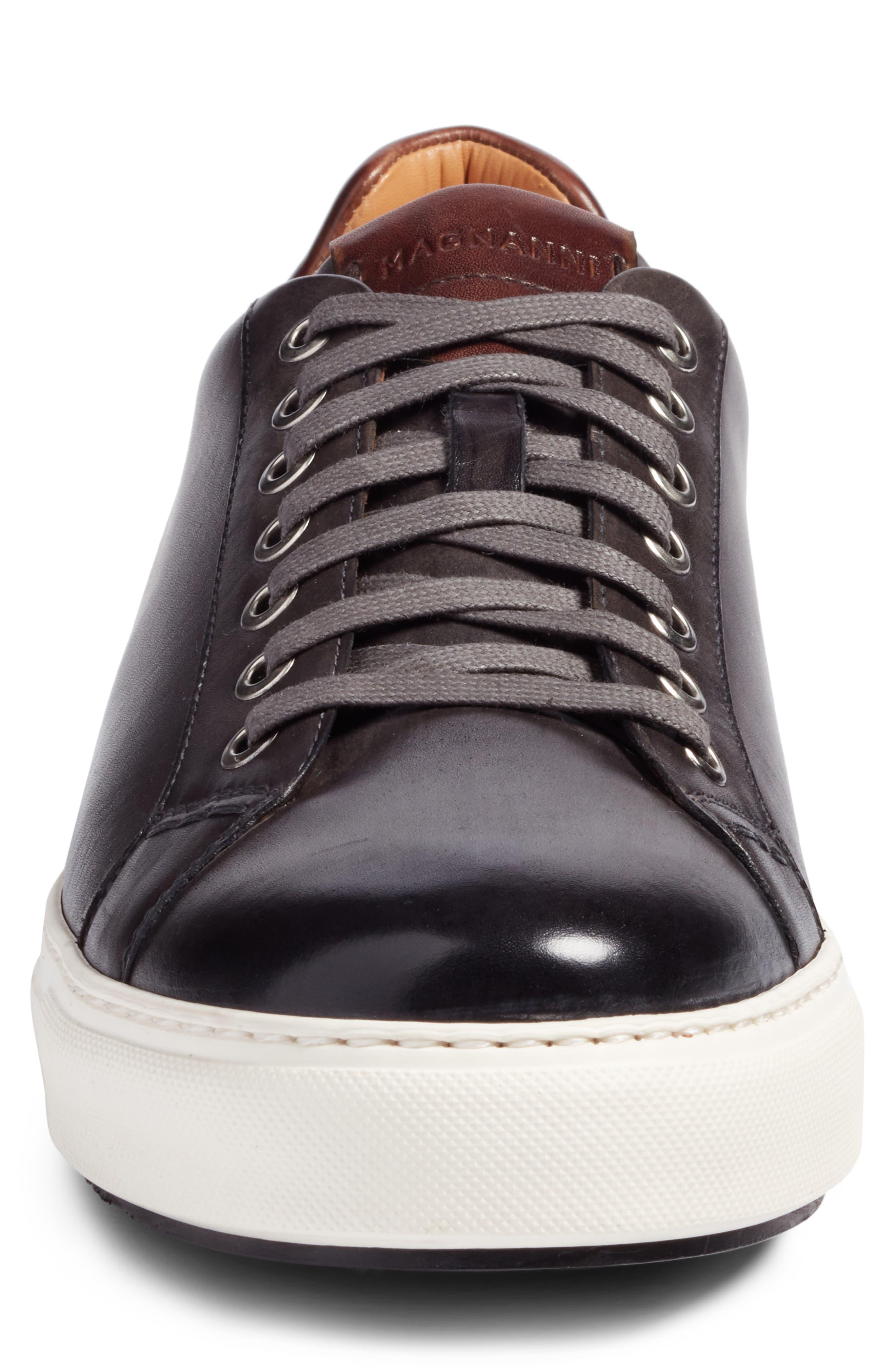 Alternate Image 4  - Magnanni Falco Lo Sneaker (Men)