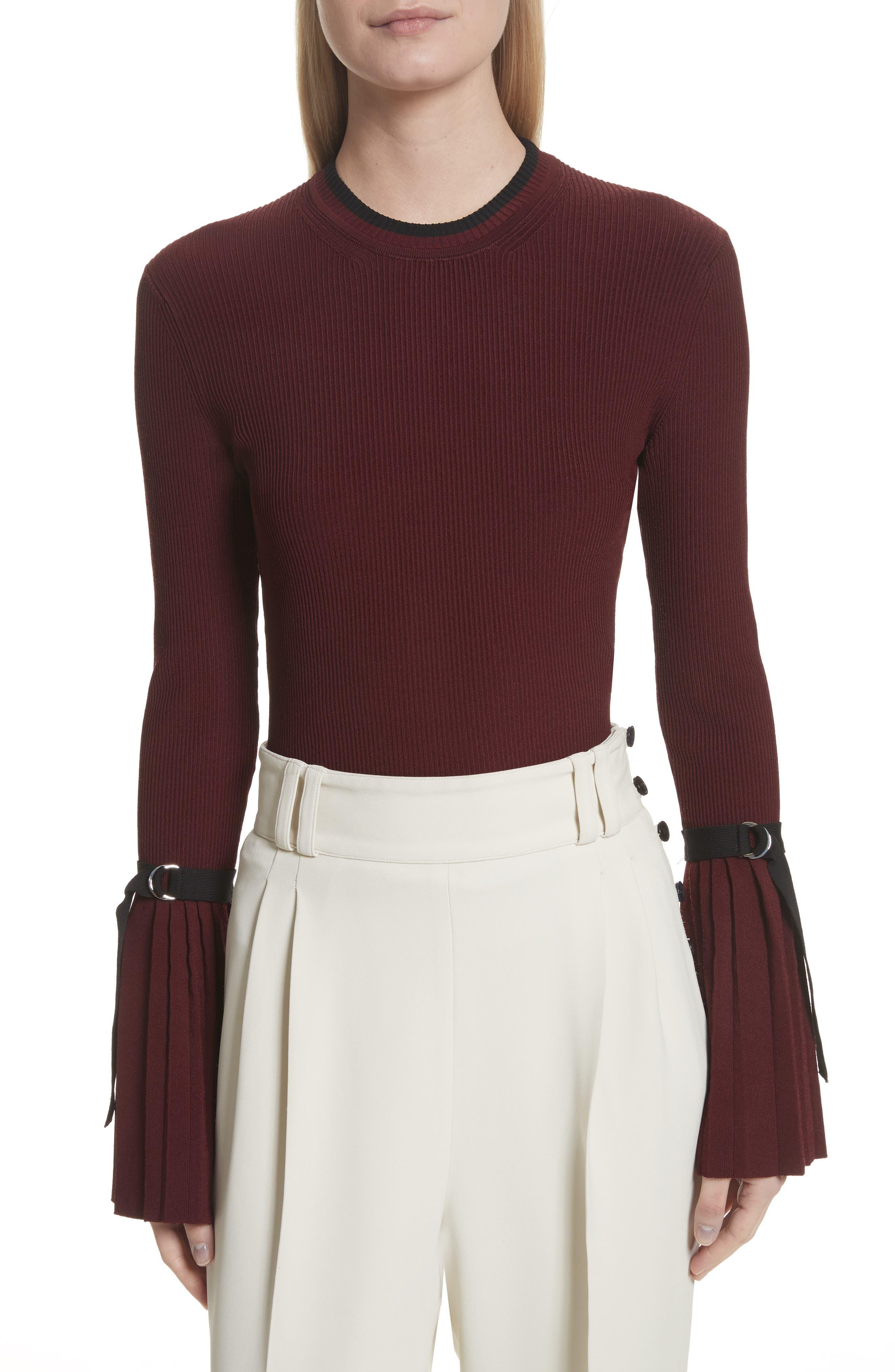 3.1 PHILLIP LIM Pleated Pullover
