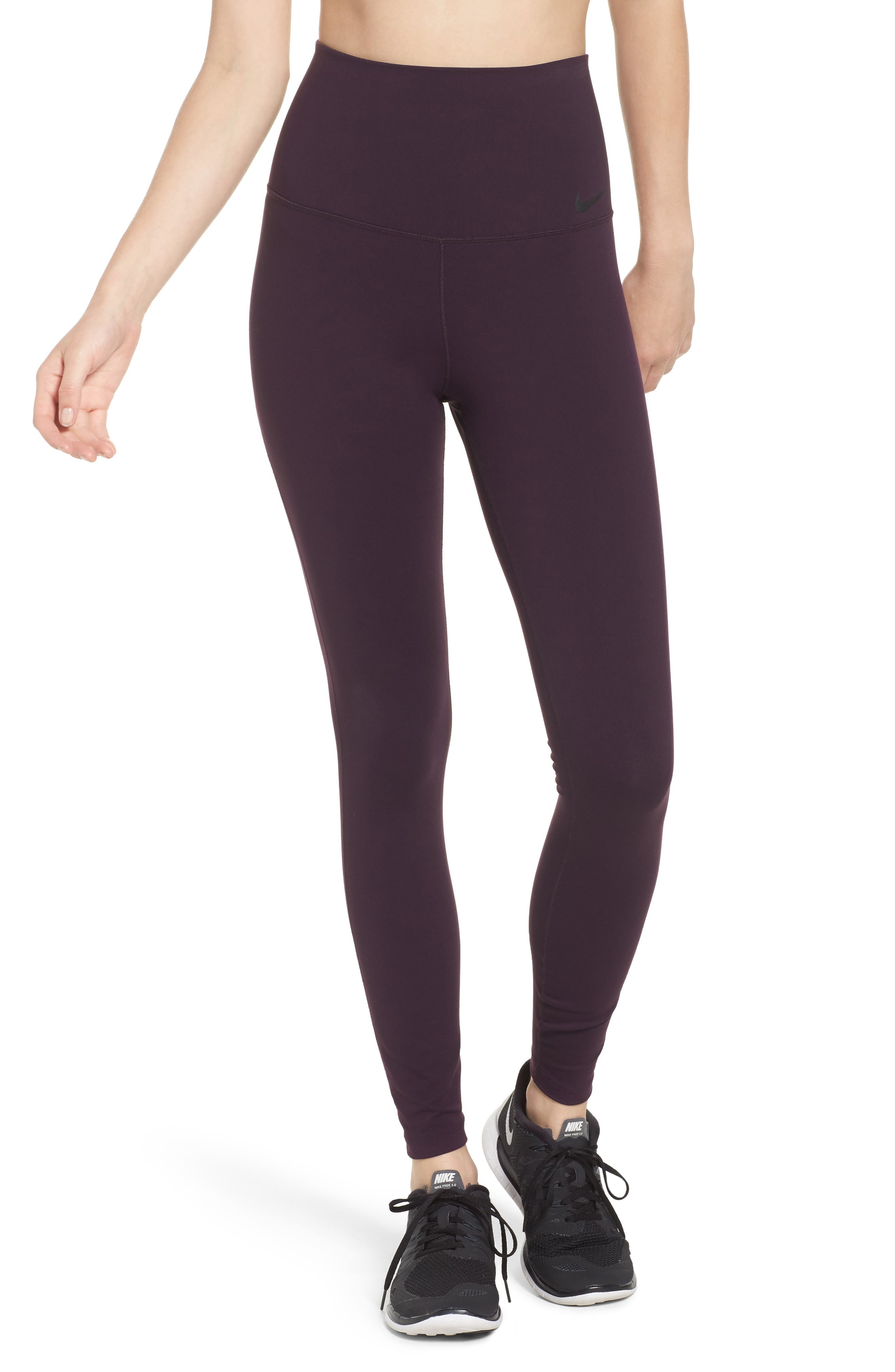 Alternate Image 1 Selected - Nike Power Legendary High Waist Tights
