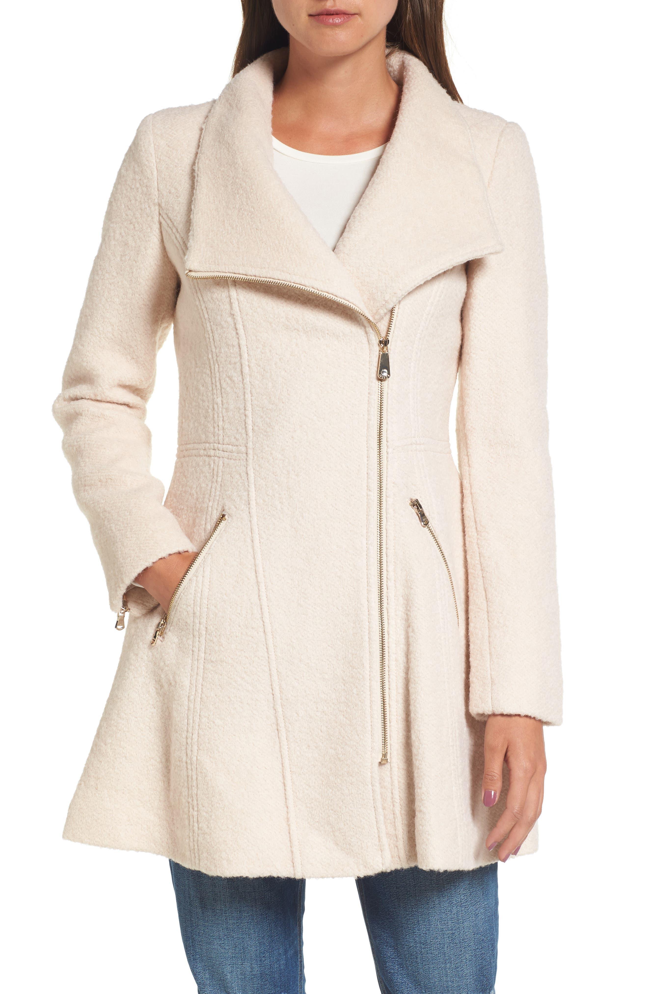 Guess Asymmetrical Coat