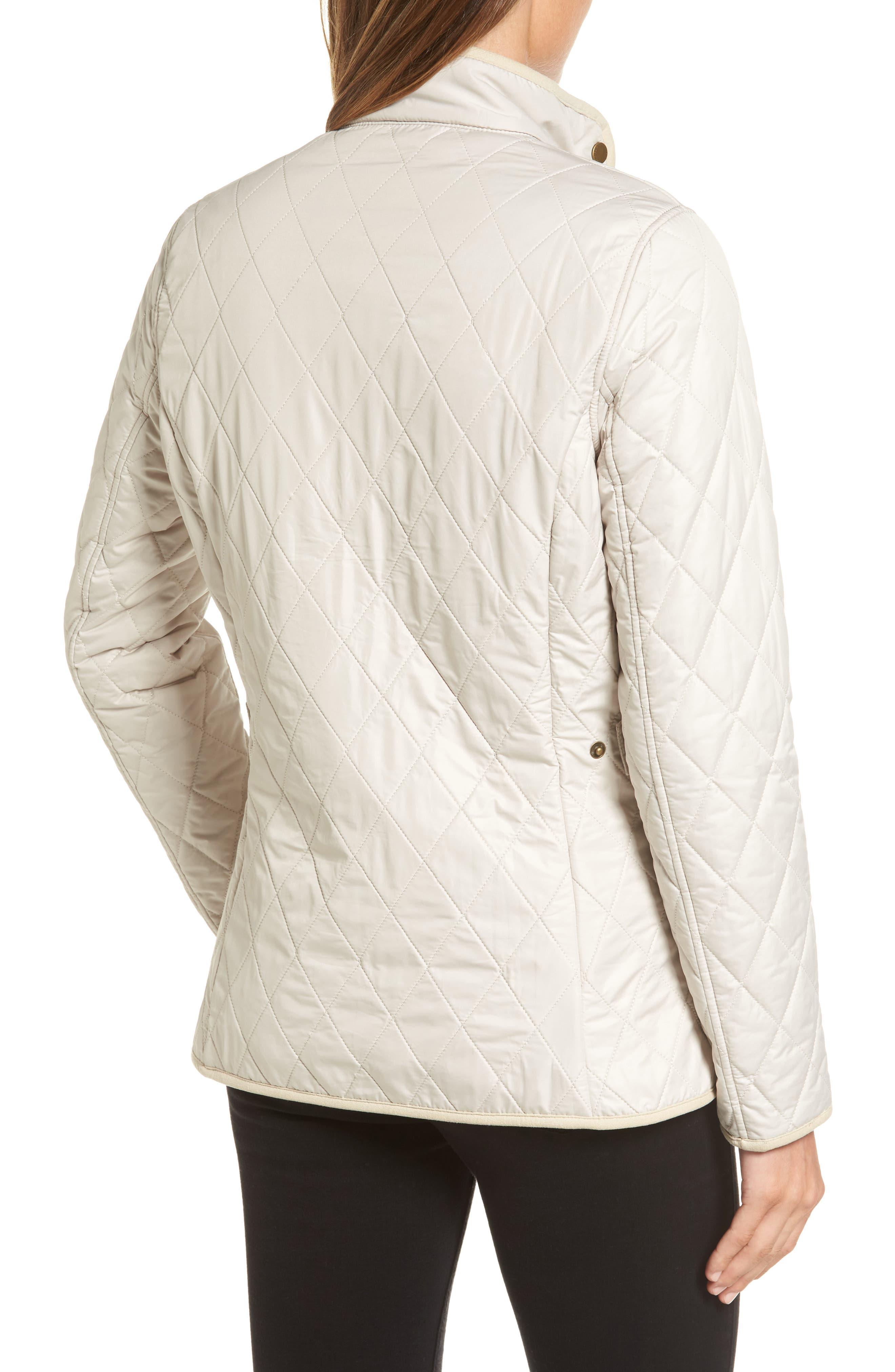 Alternate Image 2  - Barbour Combe Polarquilt Jacket