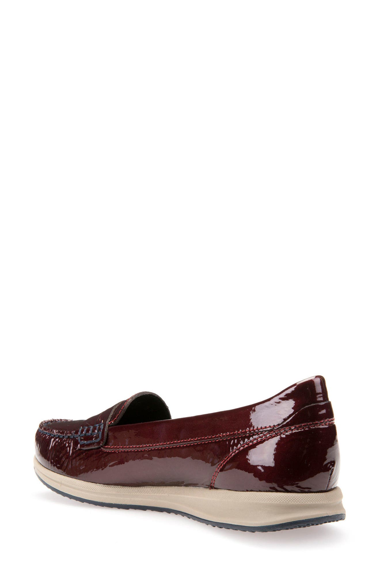 Alternate Image 2  - Geox Avery Loafer (Women)