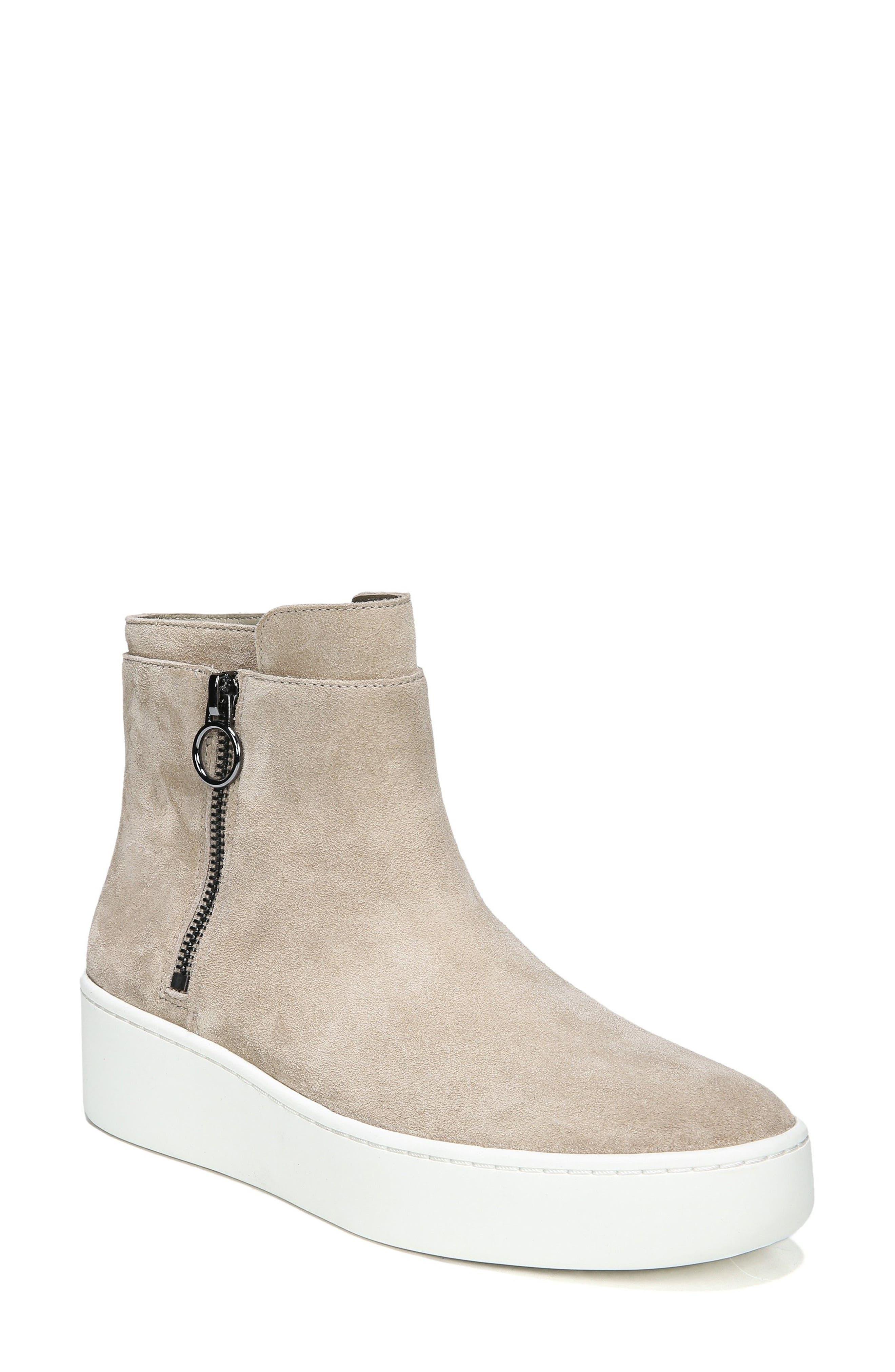Via Spiga Easton High Top Sneaker (Women)