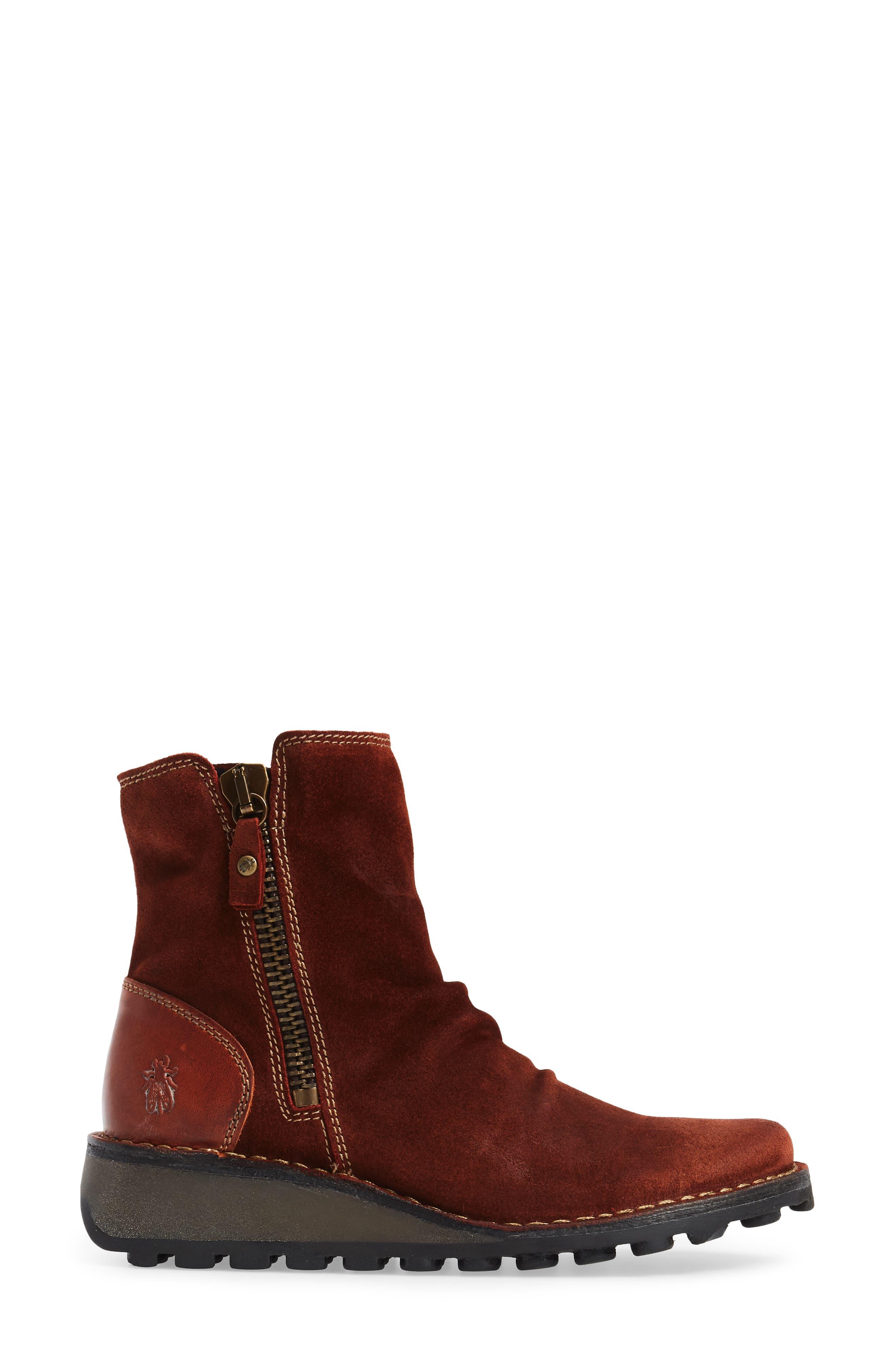 Alternate Image 3  - Fly London Mong Boot (Women)