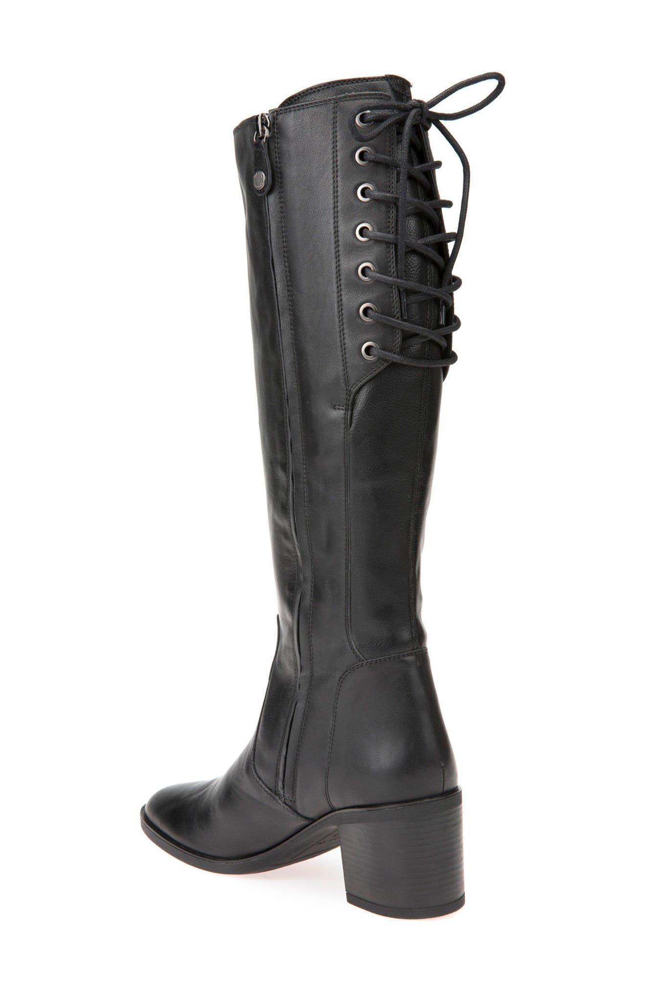 Alternate Image 2  - Geox Glynna Knee High Boot (Women)
