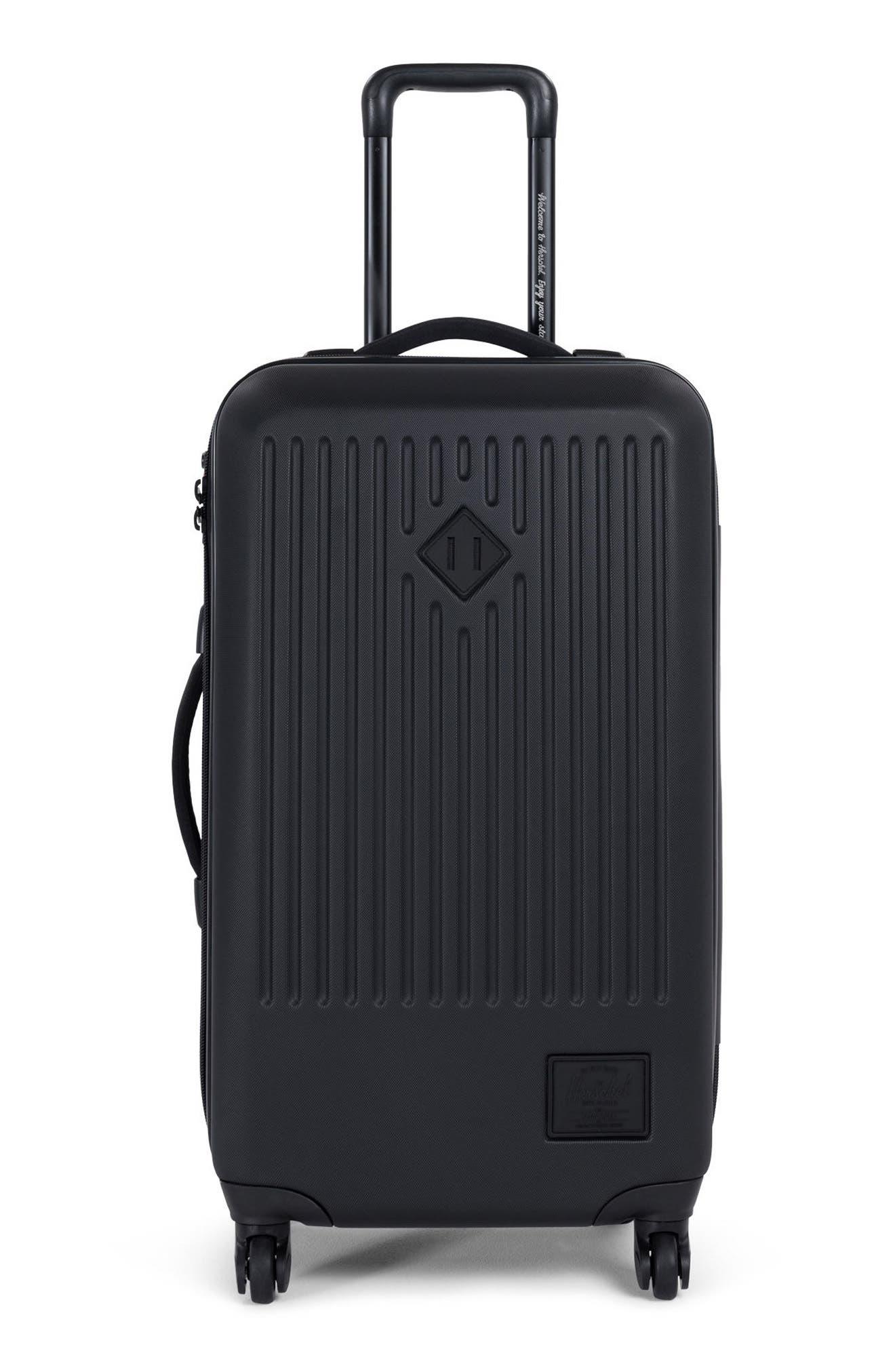 Herschel Supply Co. Trade Medium Wheeled Packing Case