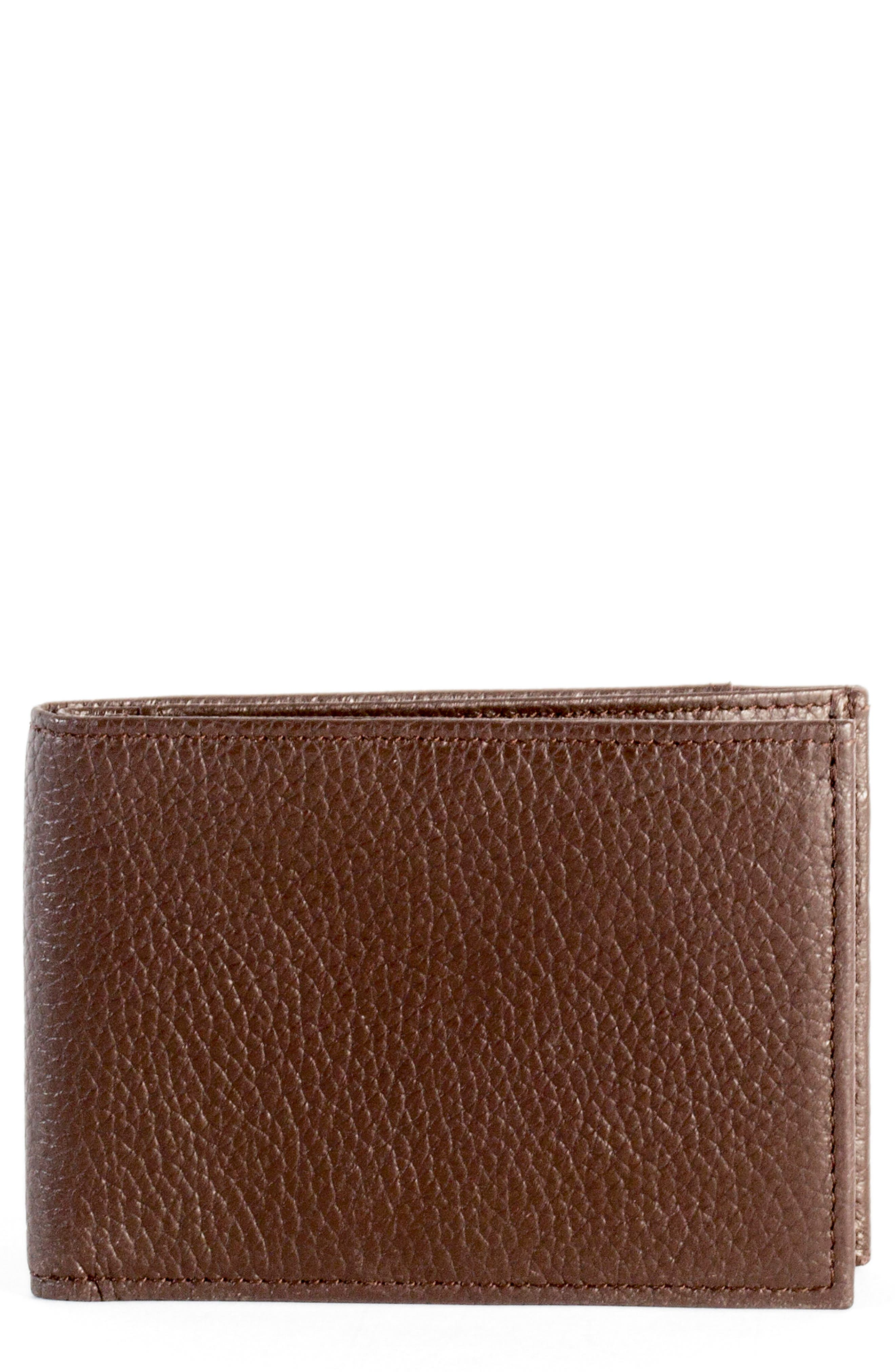 Boconi Garth Leather Bifold Wallet