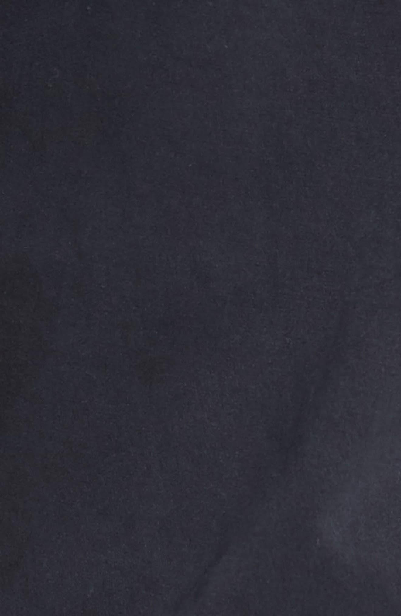 Brushed Twill Five-Pocket Pants,                             Alternate thumbnail 5, color,                             Navy