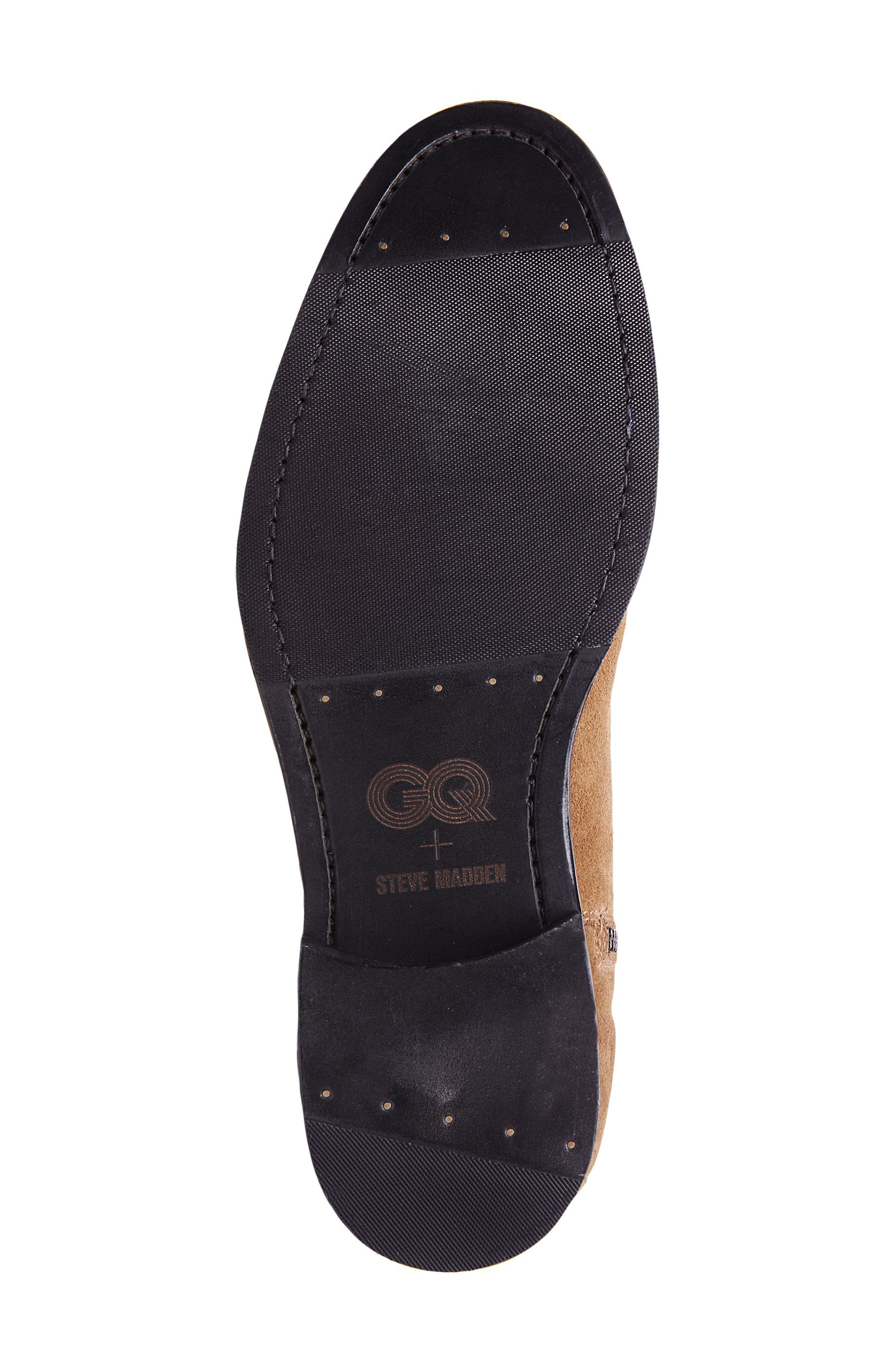 Alternate Image 6  - Steve Madden x GQ Fred Zip Boot (Men)