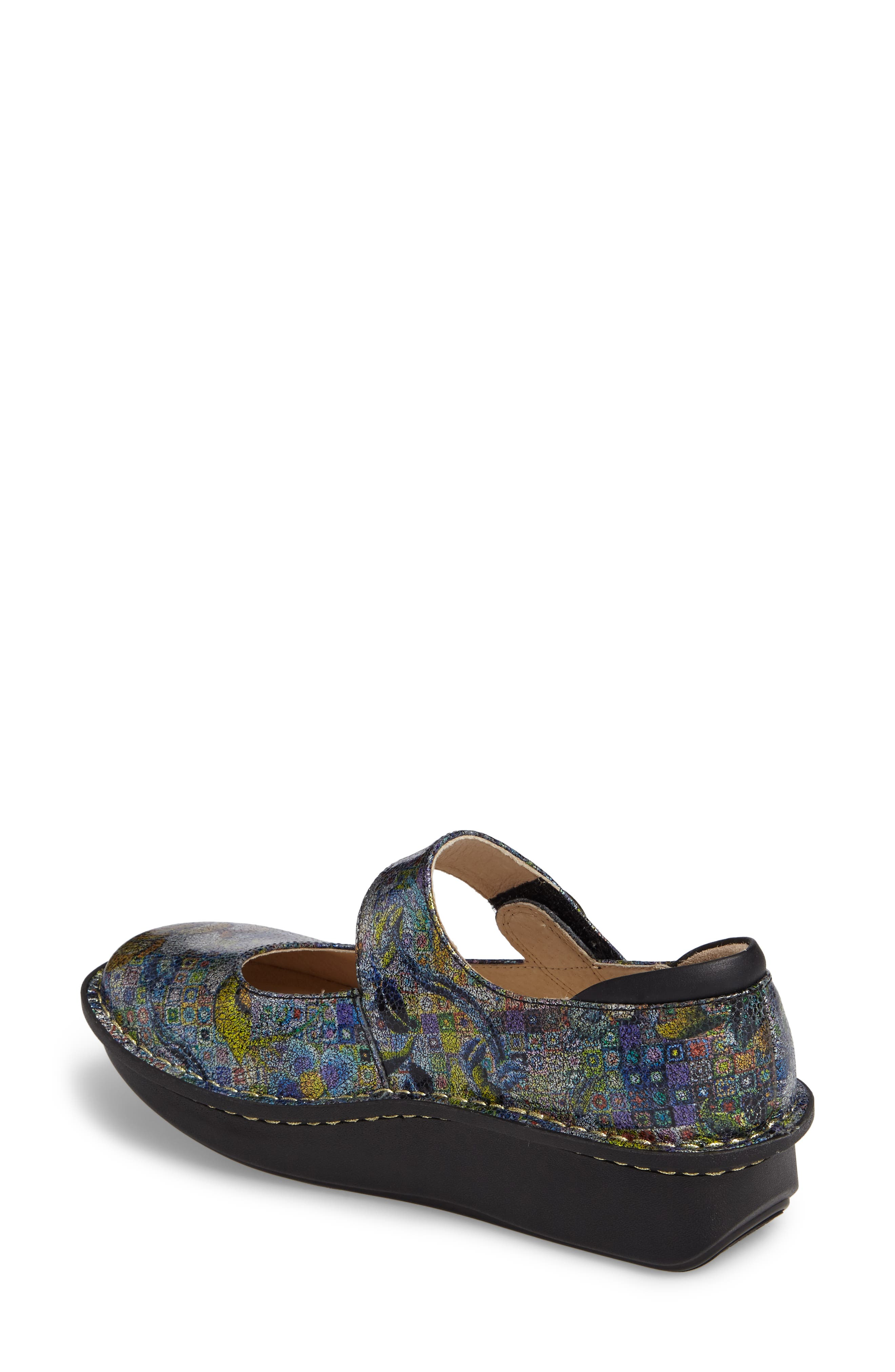 'Paloma' Slip-On,                             Alternate thumbnail 2, color,                             Gypsy Rose Leather