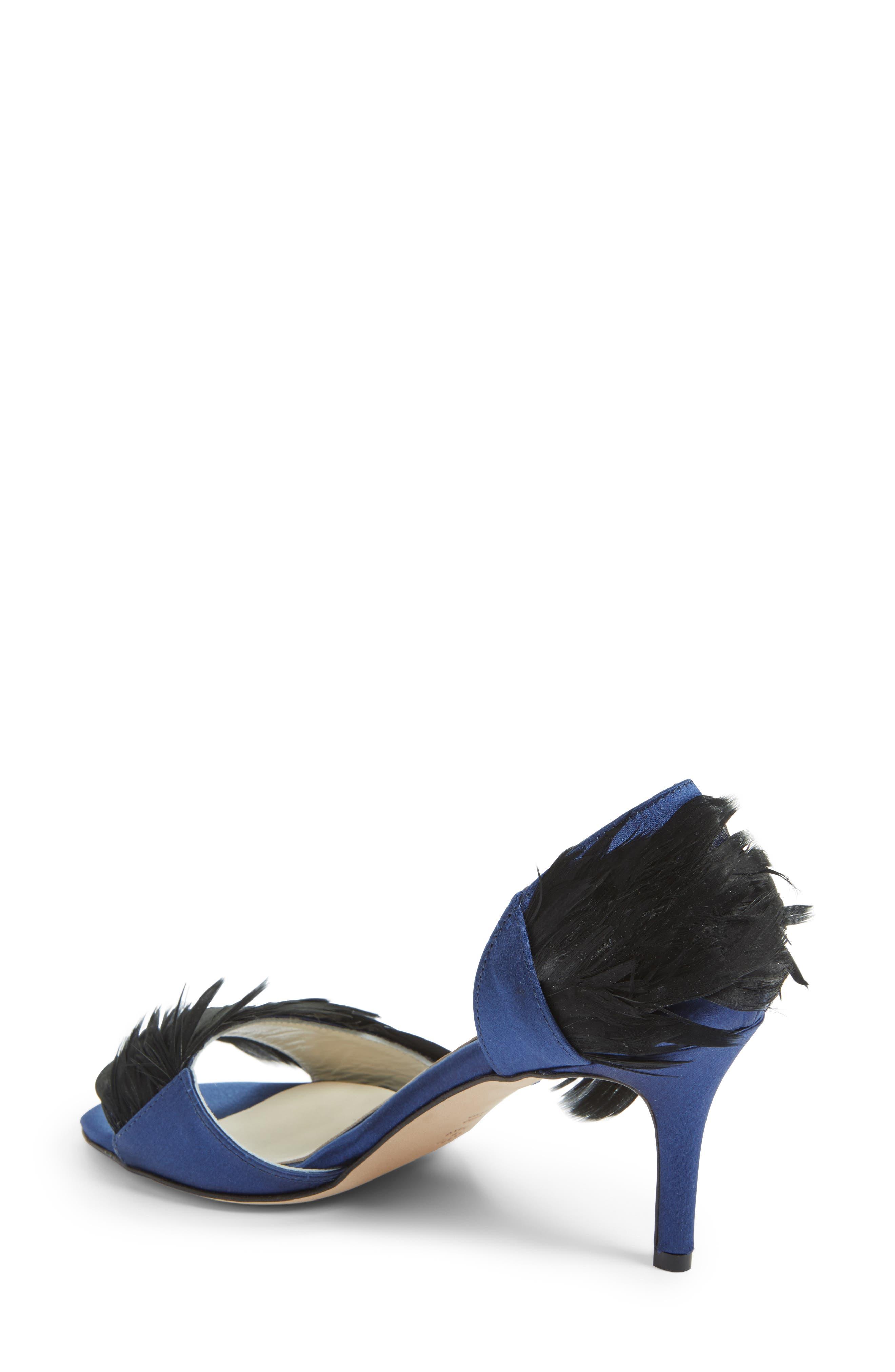 Alternate Image 2  - Something Bleu Gigi d'Orsay Sandal (Women)