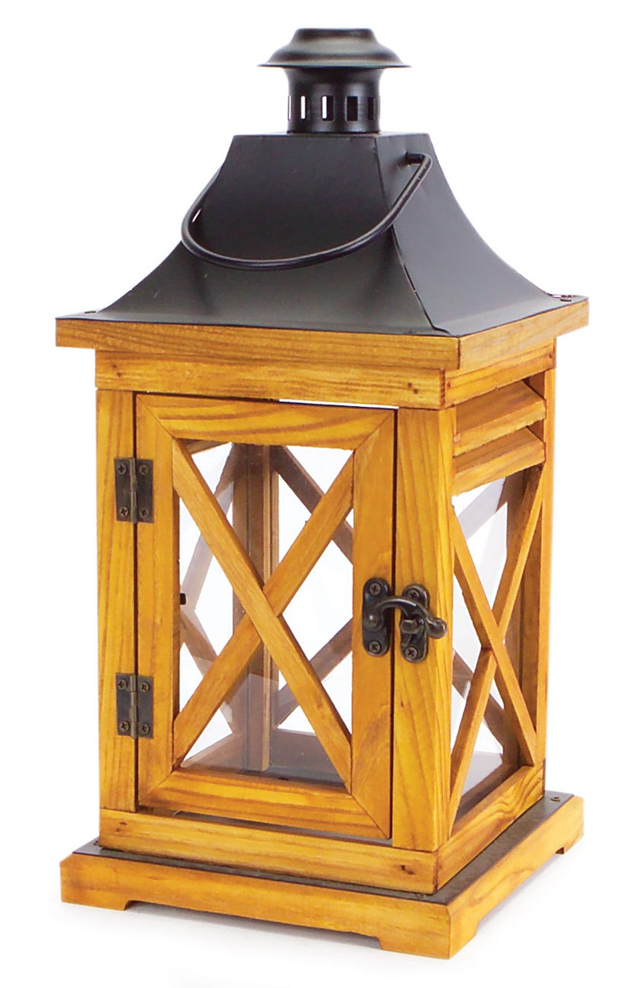 Alternate Image 3  - Melrose Gifts Decorative Lantern