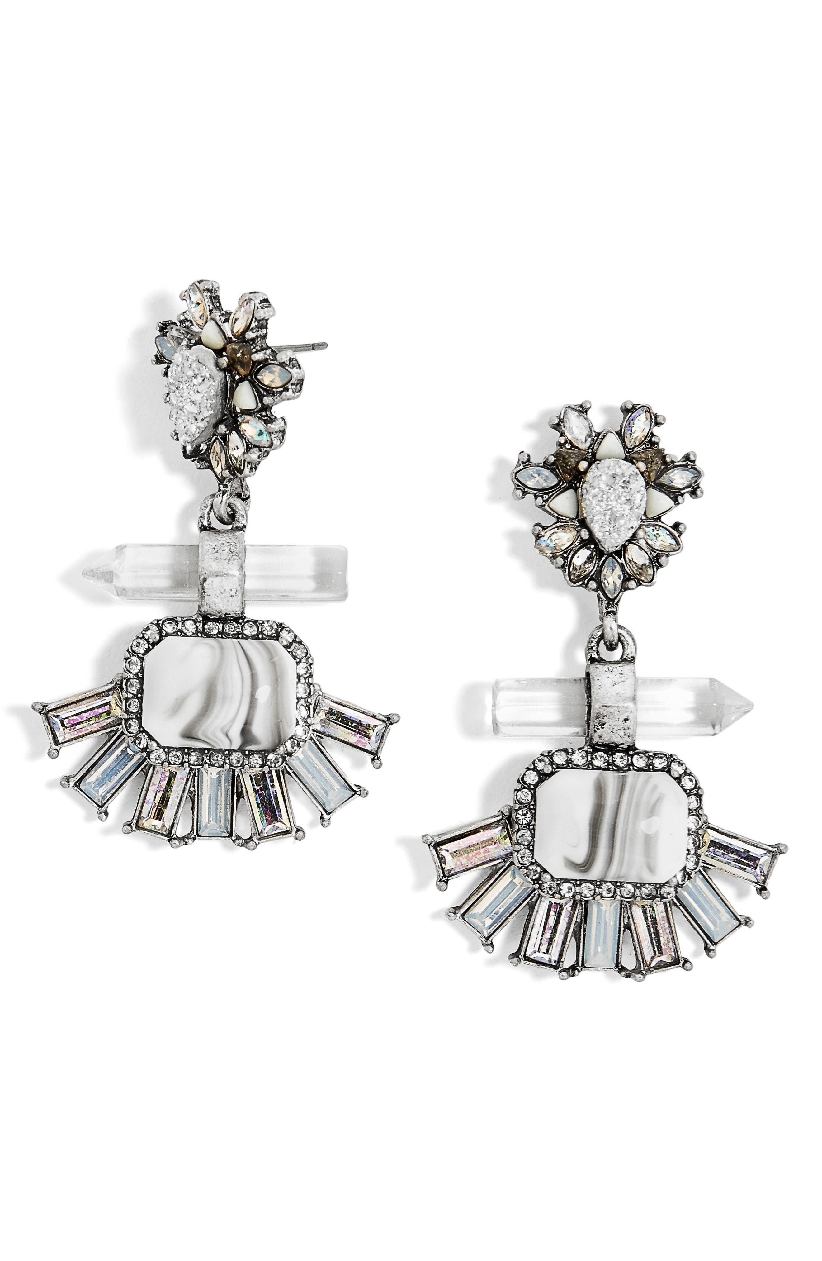 BaubleBar Misty Drop Earrings