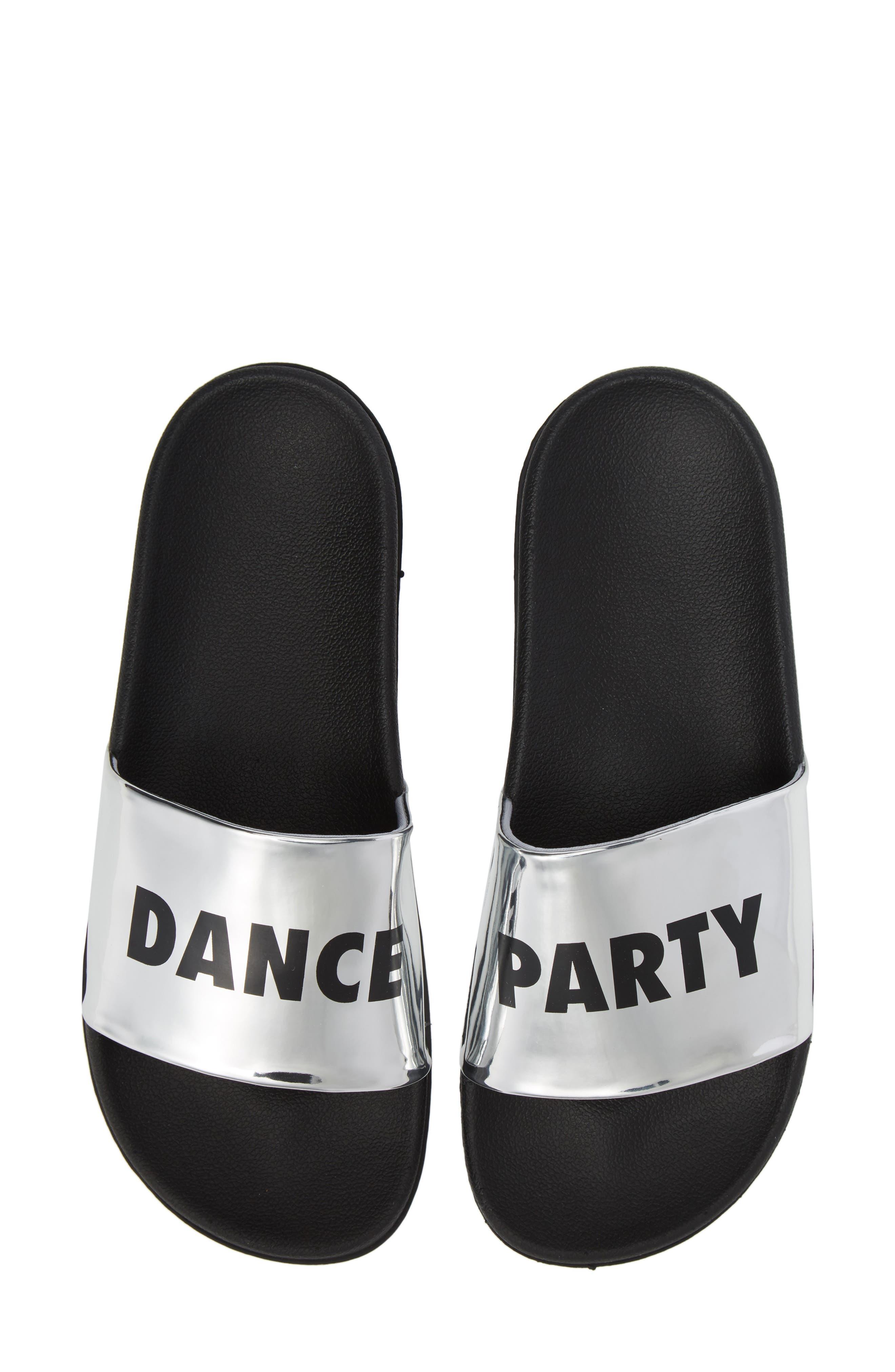 Alternate Image 1 Selected - BP. Show Slide Sandal (Women)