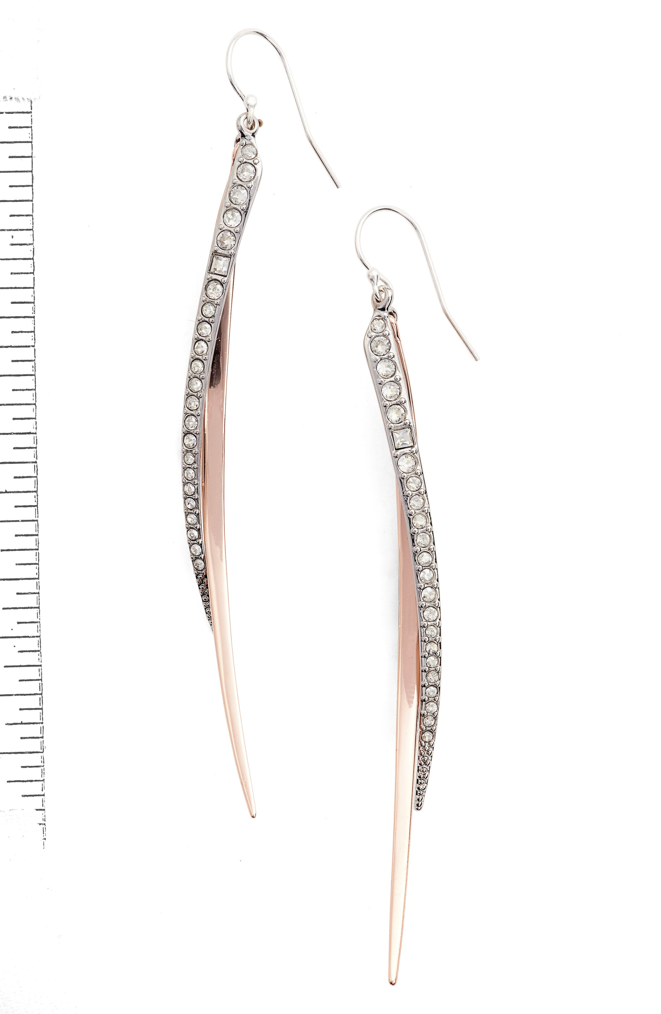 Main Image - Alexis Bittar Crystal Drop Earrings