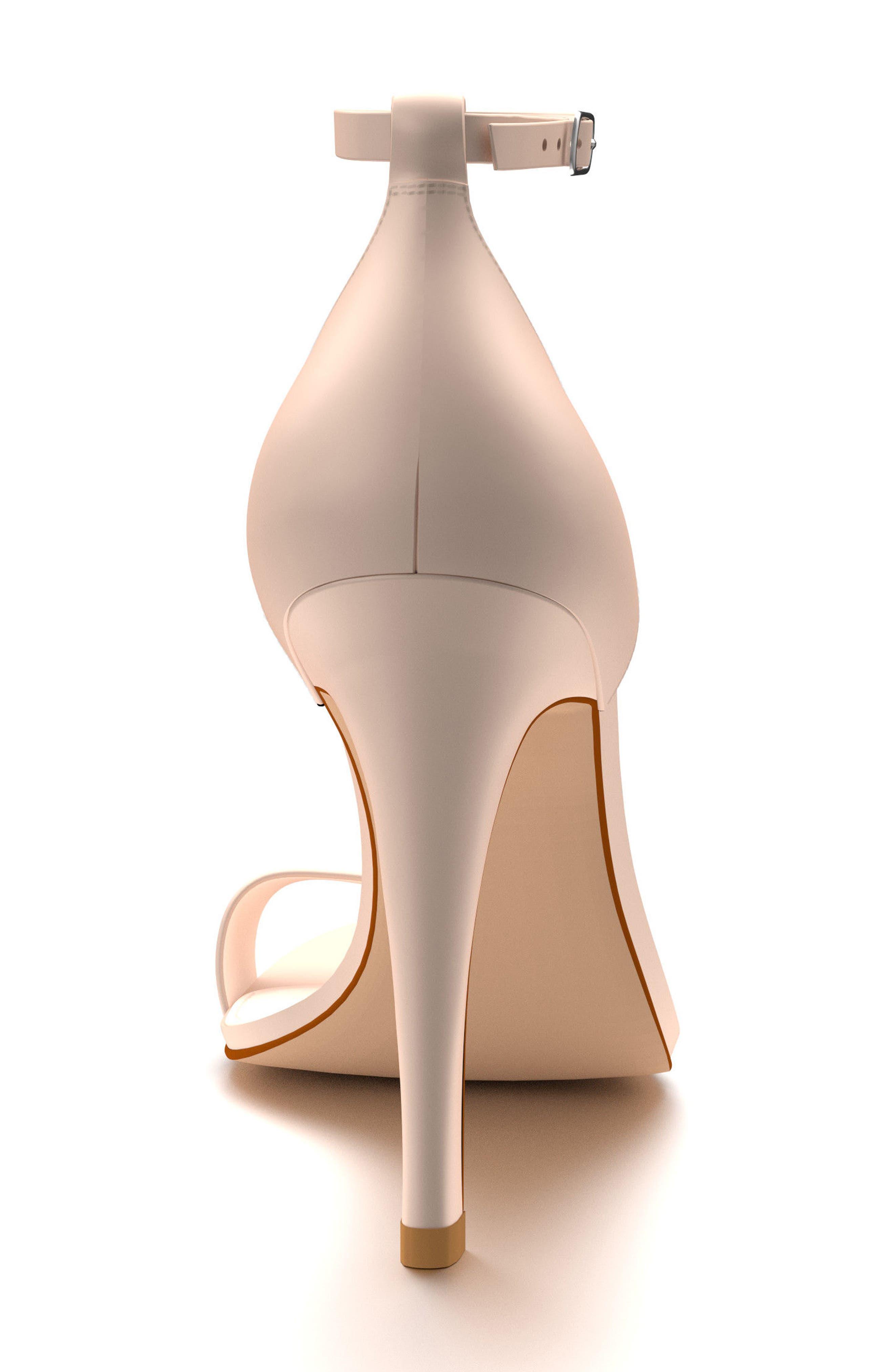 Alternate Image 4  - Shoes of Prey Ankle Strap Sandal (Women)