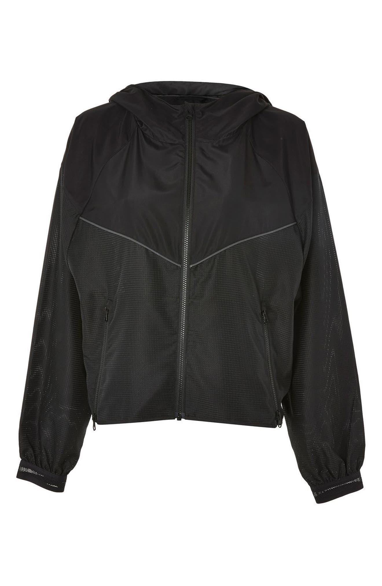 Alternate Image 4  - IVY PARK® Logo Hood Jacket