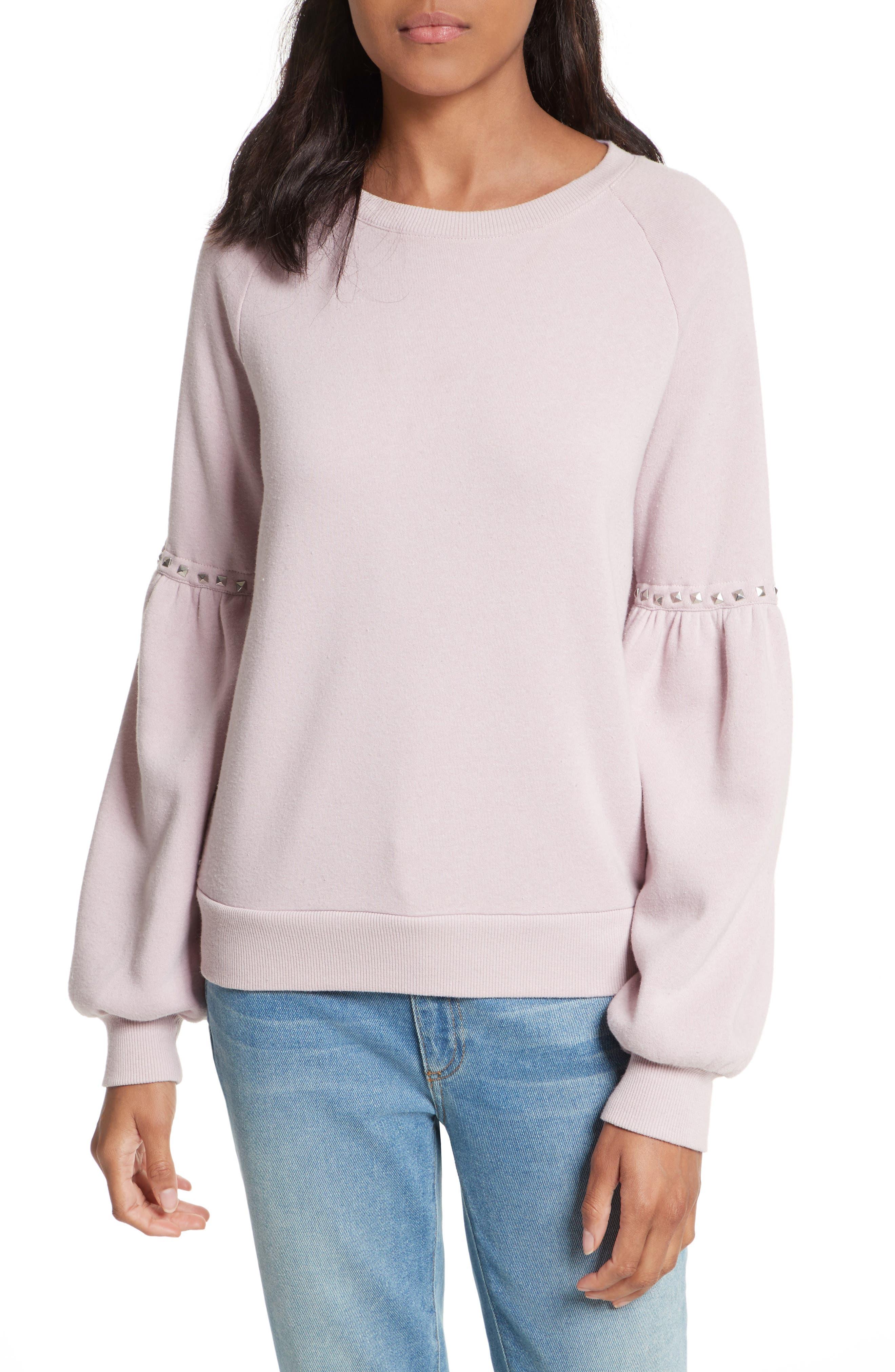 Alternate Image 1 Selected - Rebecca Minkoff Clementine Sweatshirt