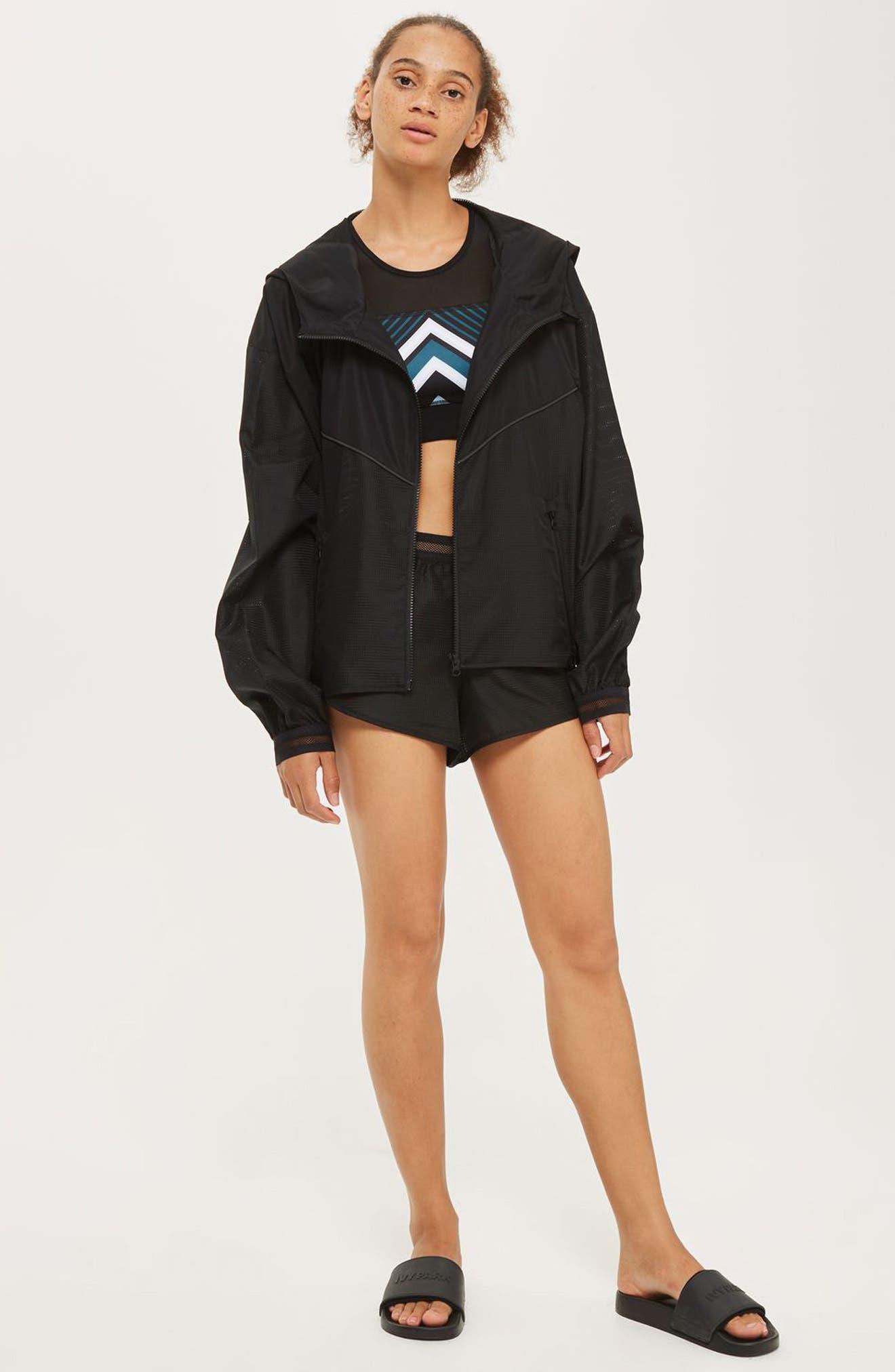 Alternate Image 2  - IVY PARK® Logo Hood Jacket