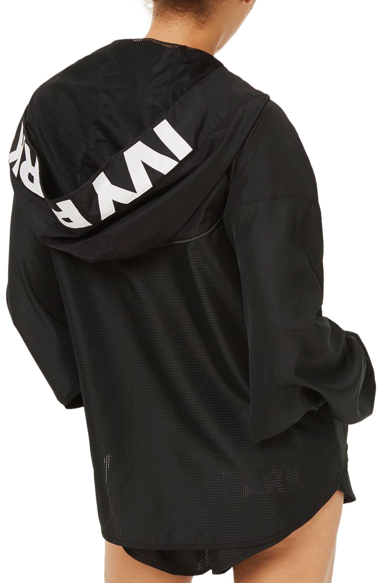 Alternate Image 3  - IVY PARK® Logo Hood Jacket