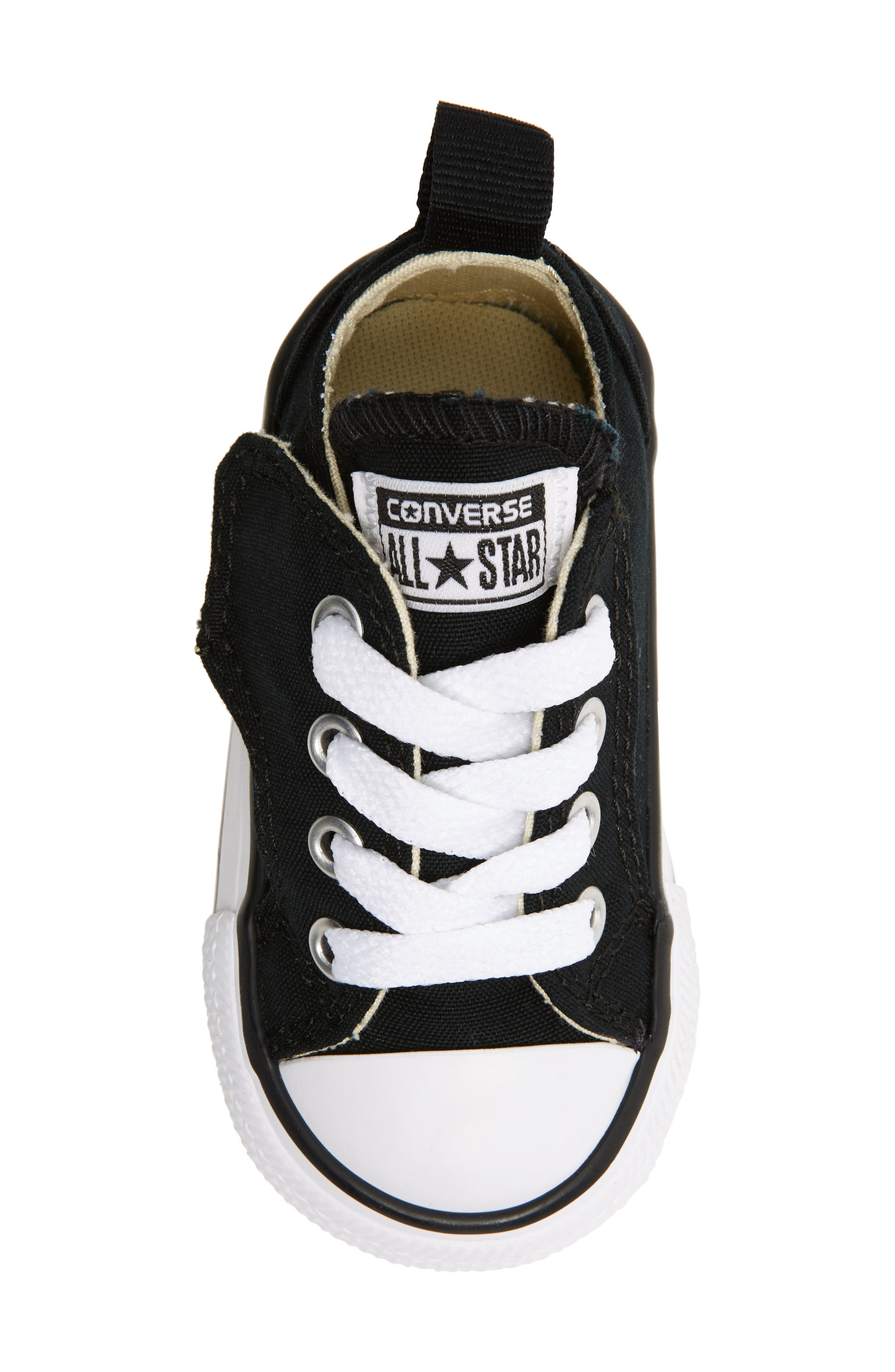 Alternate Image 5  - Converse Chuck Taylor® All Star® Simple Low-Top Sneaker (Baby, Walker & Toddler)
