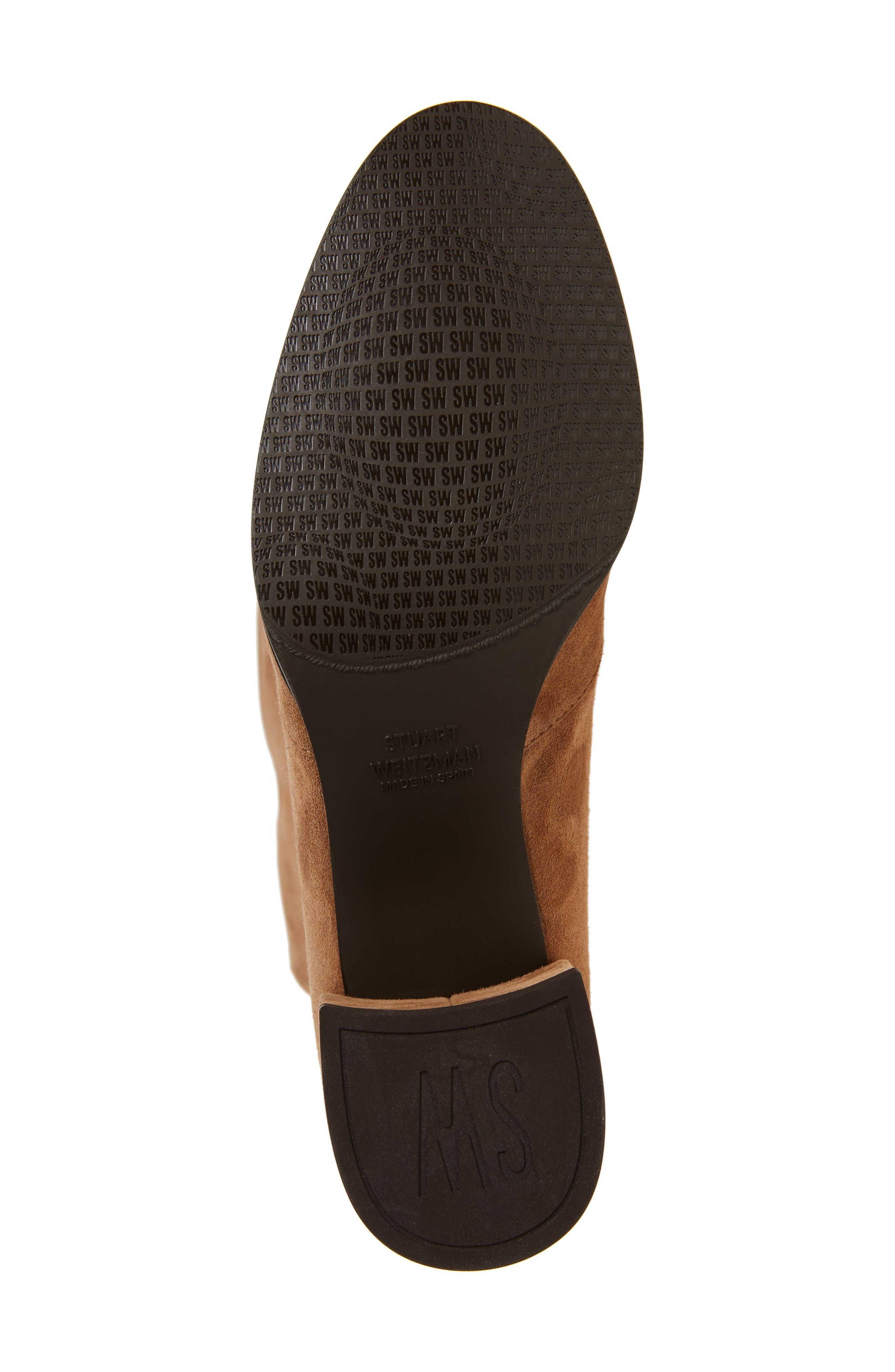 Alternate Image 6  - Stuart Weitzman Tieland Over the Knee Boot (Women)