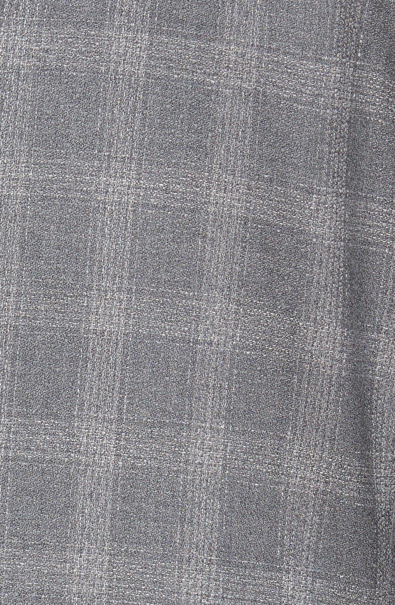 Alternate Image 5  - BOSS Hutsons Classic Fit Check Sport Coat