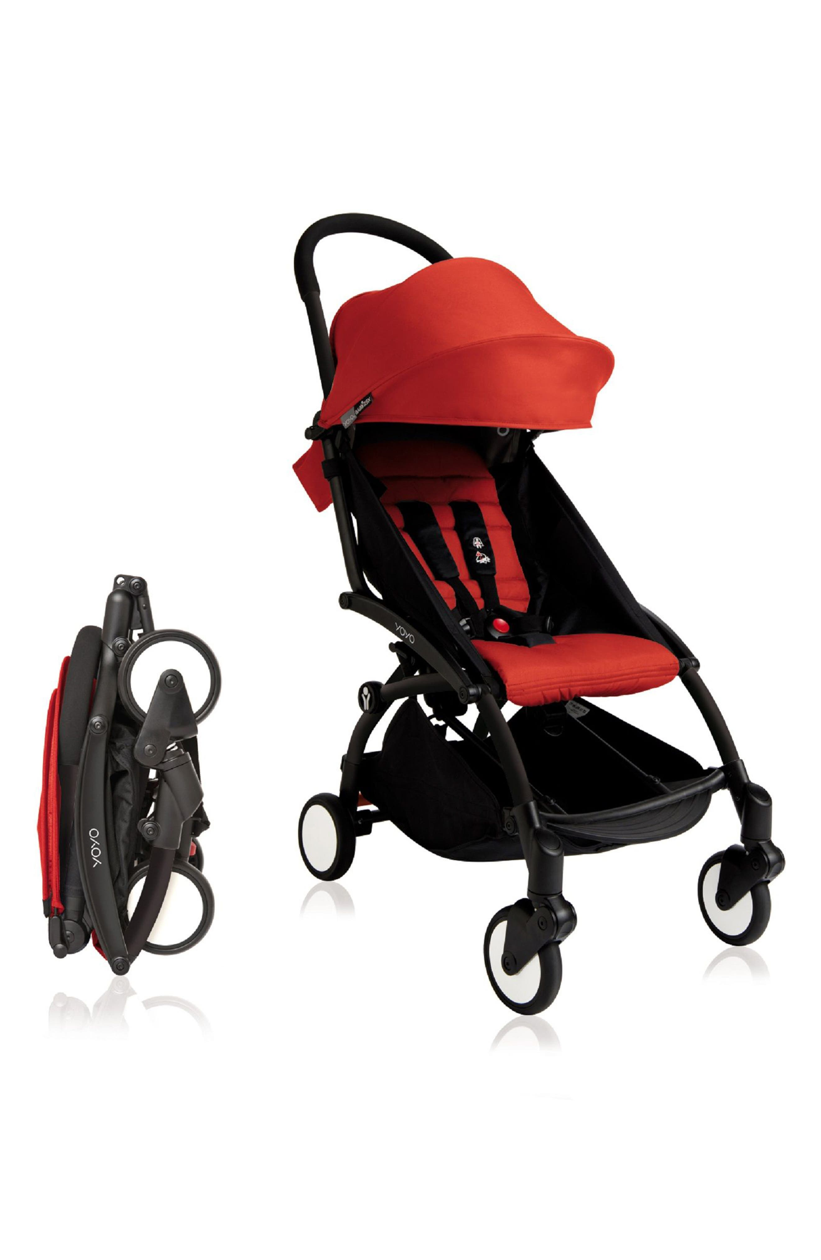 Alternate Image 2  - BABYZEN YOYO+ Complete Stroller with Toddler/Little Kid Color Pack Fabric Set