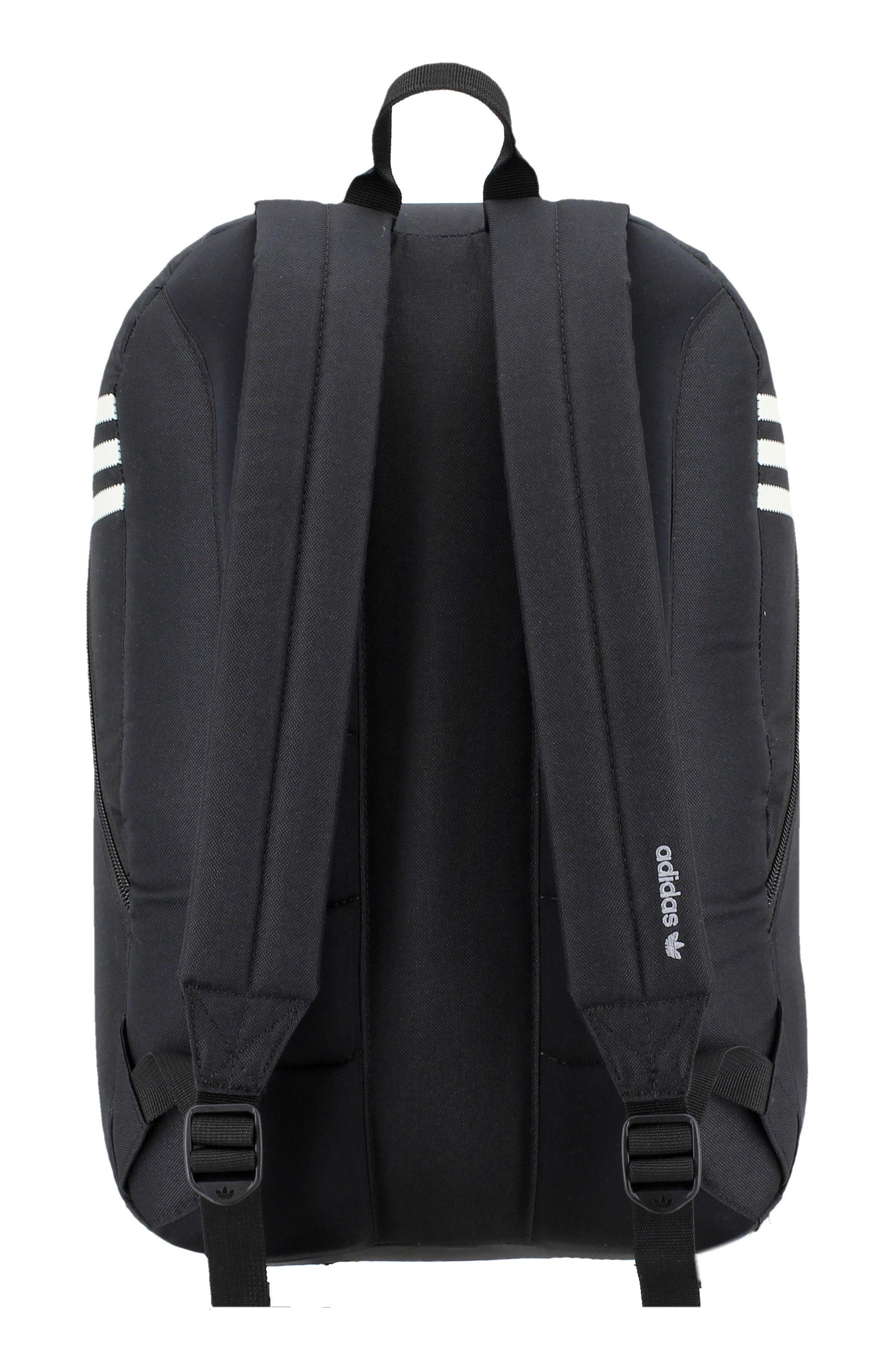 Nationals Backpack,                             Alternate thumbnail 3, color,                             Black