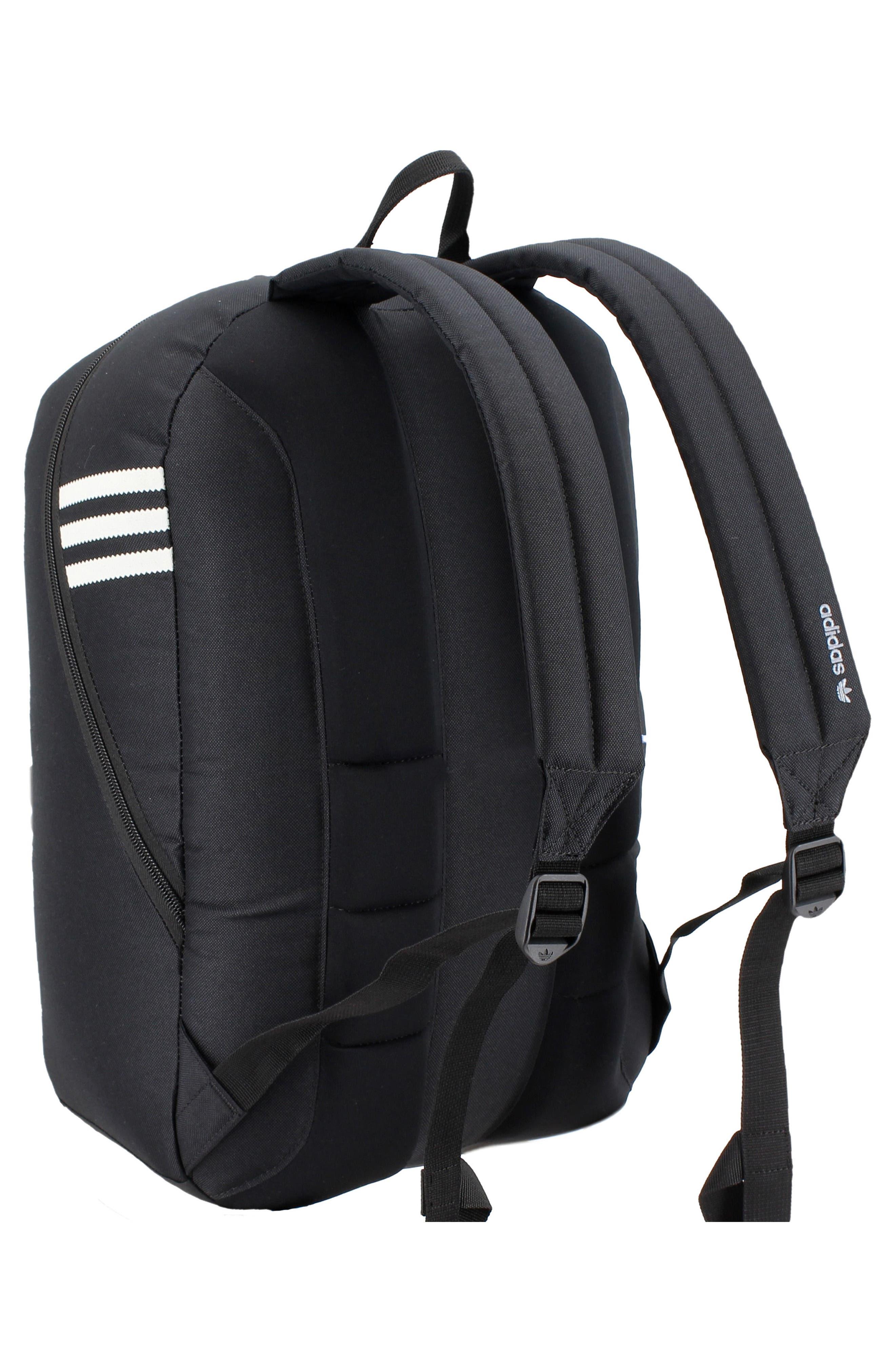 Nationals Backpack,                             Alternate thumbnail 4, color,                             Black