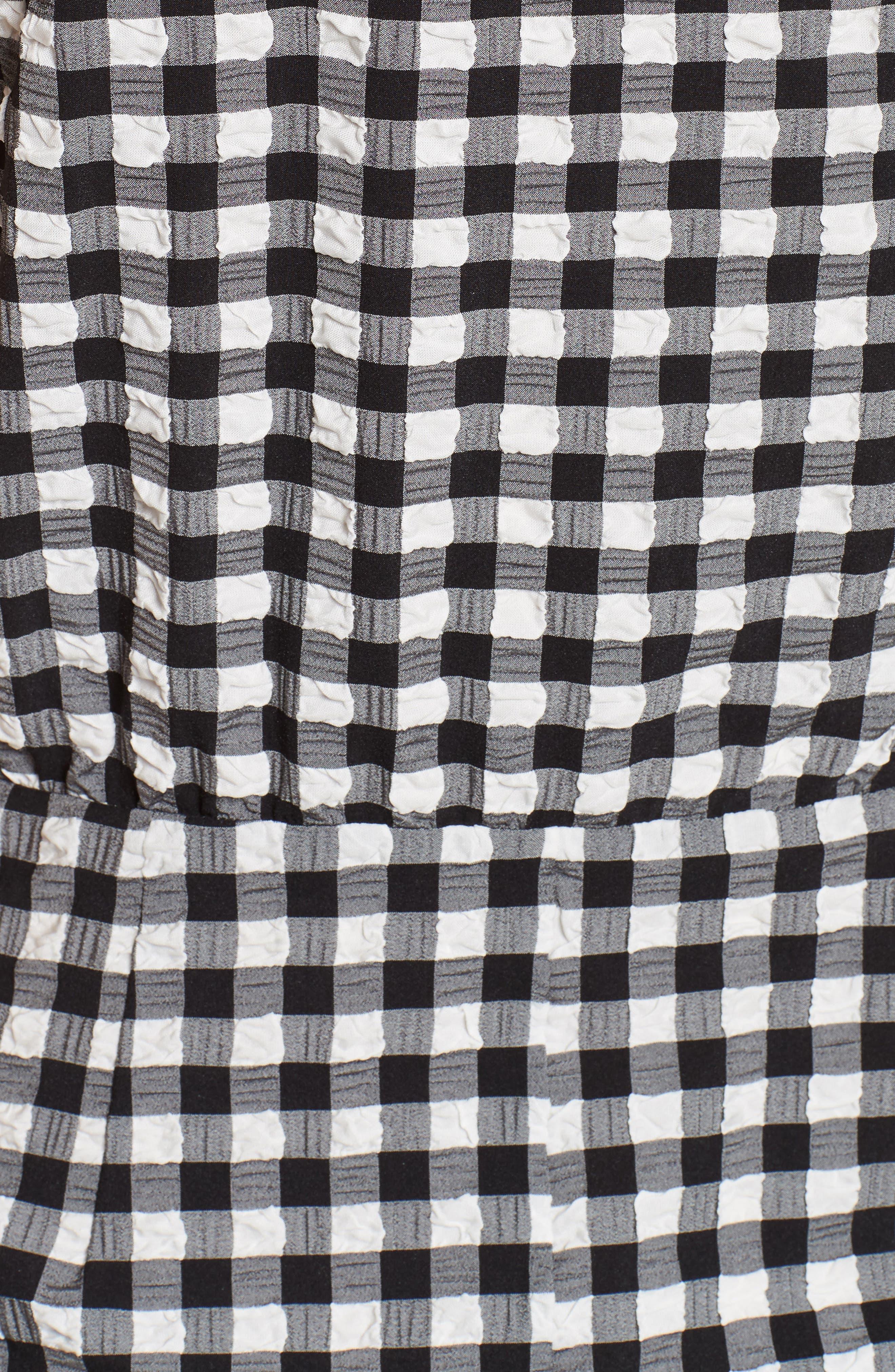 Alternate Image 5  - Rachel Comey Pout One-Shoulder Midi Dress
