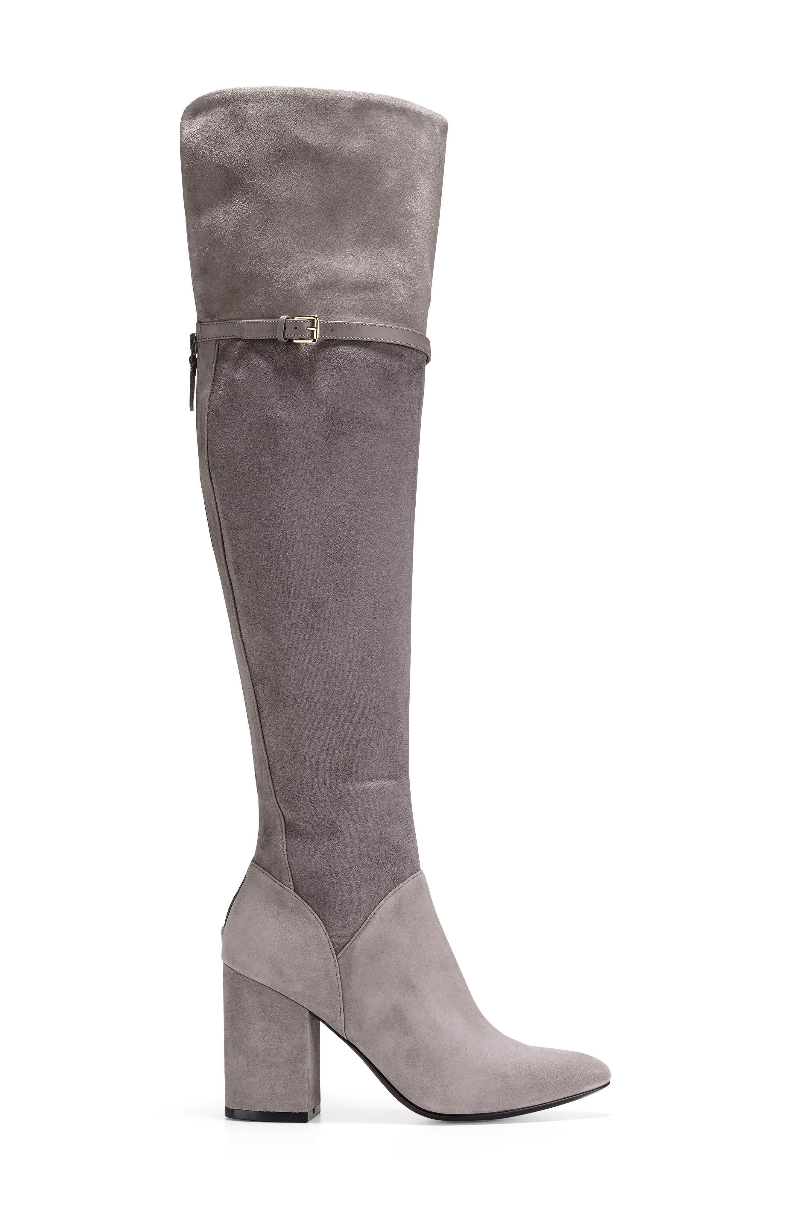 Alternate Image 3  - Cole Haan Darcia Over the Knee Boot (Women)