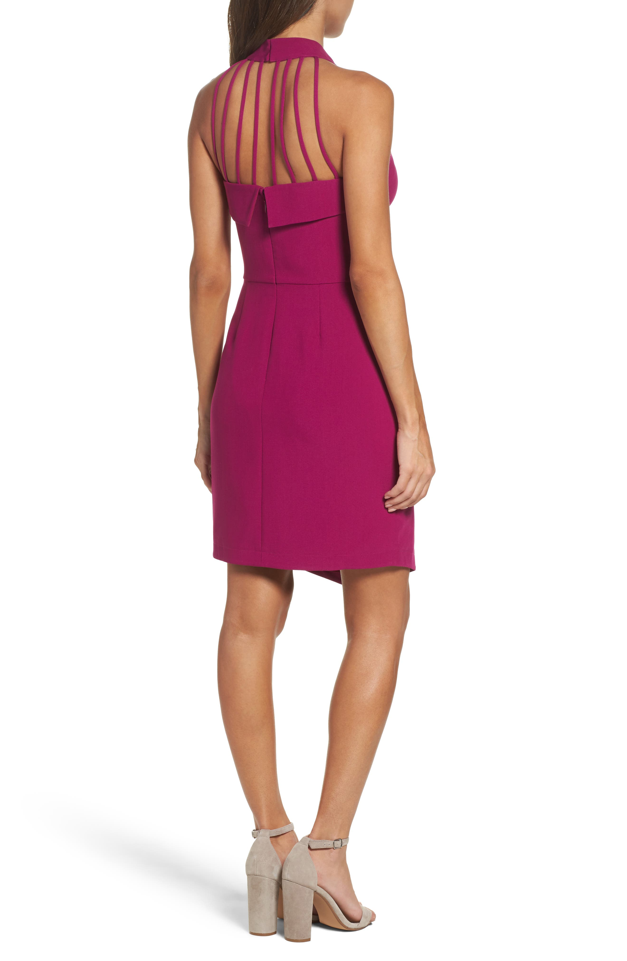 Alternate Image 2  - Adelyn Rae Marlena Sheath Dress
