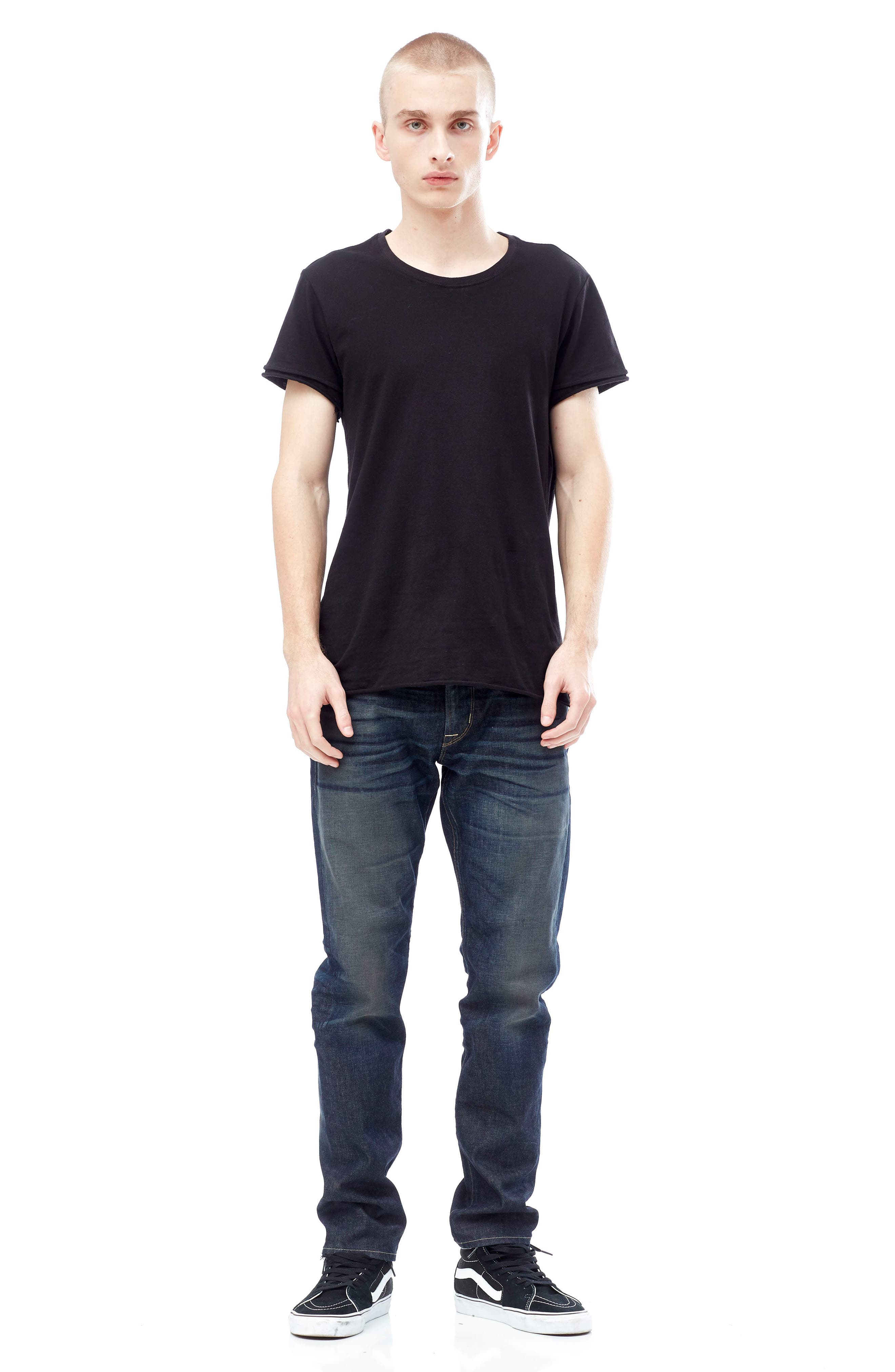 Alternate Image 6  - Hudson Jeans Blake Slim Fit Jeans (Crusher)