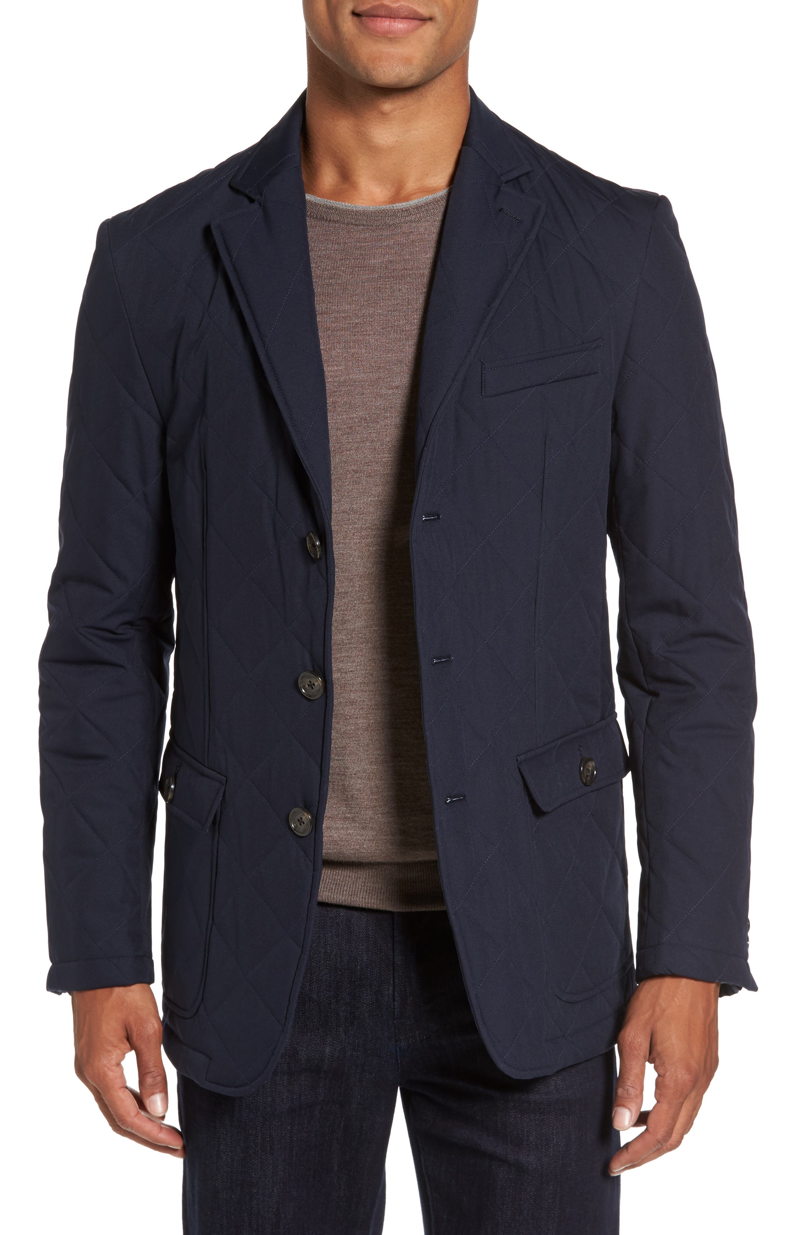 Cardinal of Canada Classic Fit Quilted Blazer