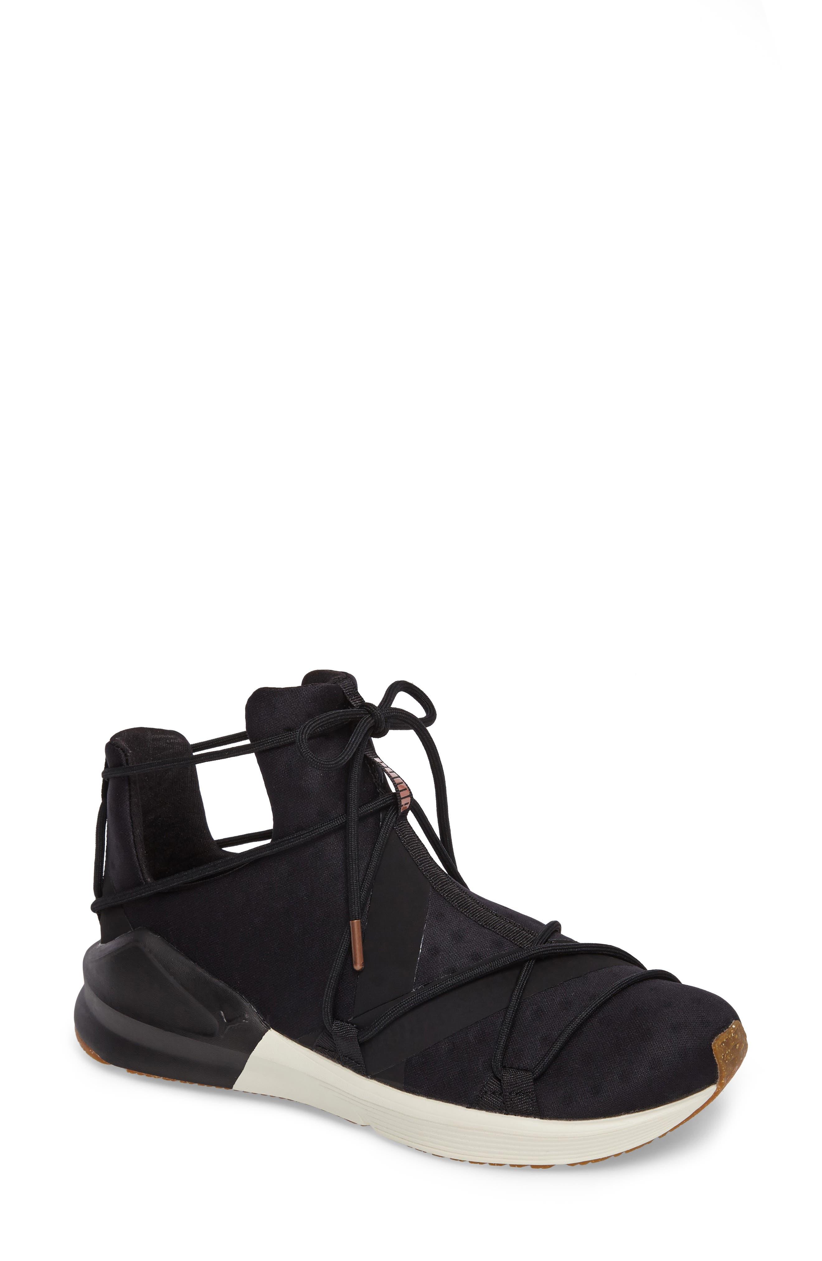 Alternate Image 1 Selected - PUMA Fierce Rope Training Sneaker (Women)