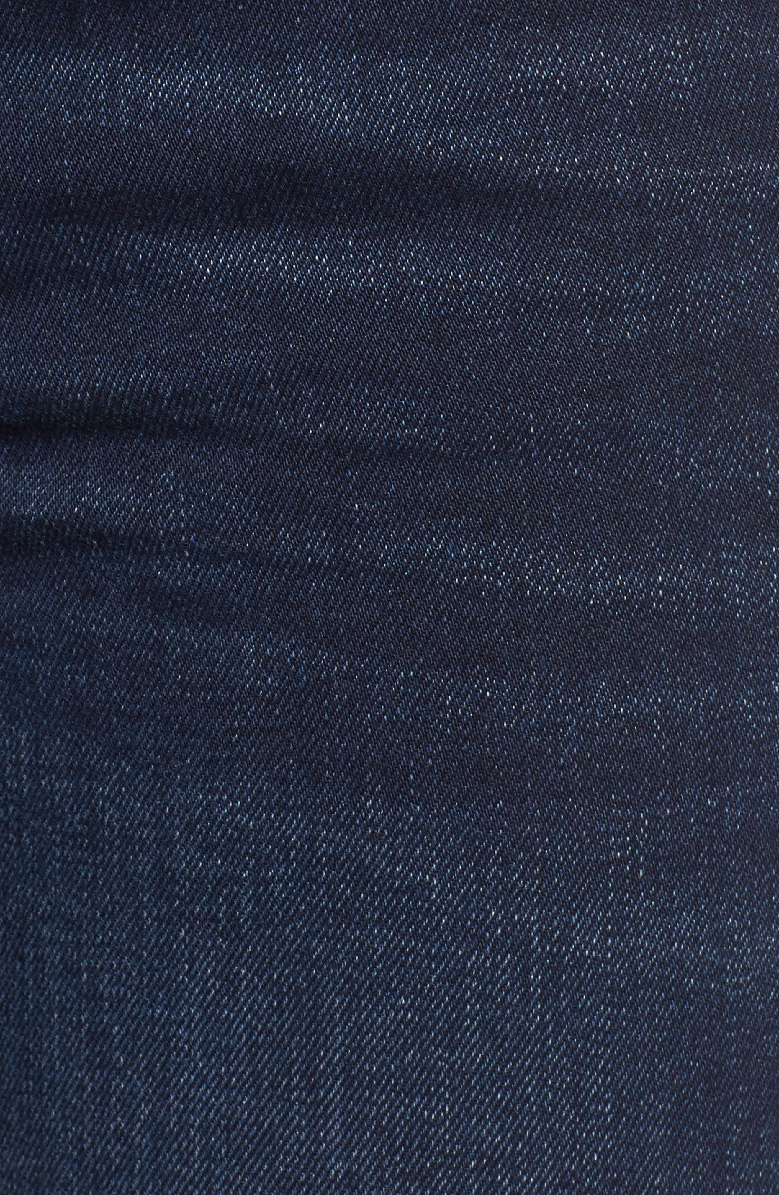 Alternate Image 6  - KUT from the Kloth Connie Skinny Ankle Jeans (Bloomed) (Regular & Petite)